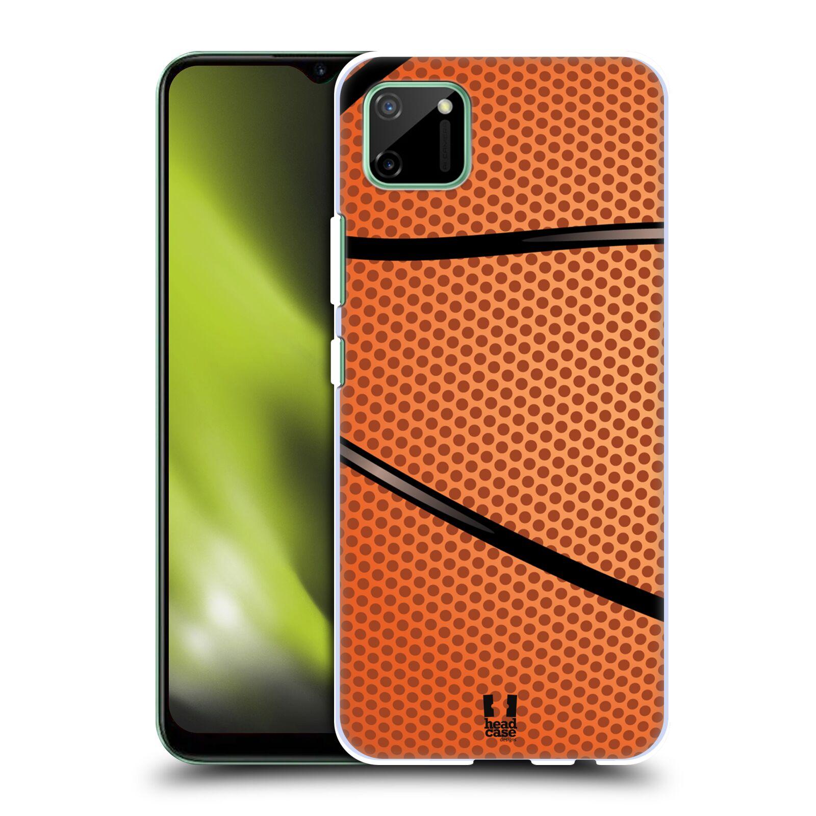 Plastové pouzdro na mobil Realme C11 - Head Case - BASKEŤÁK