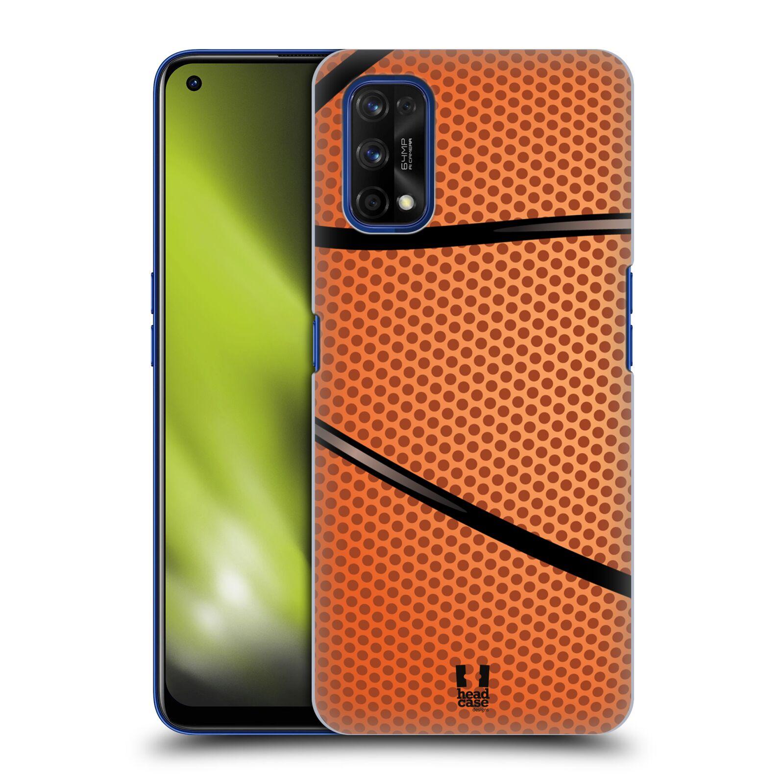 Plastové pouzdro na mobil Realme 7 Pro - Head Case - BASKEŤÁK