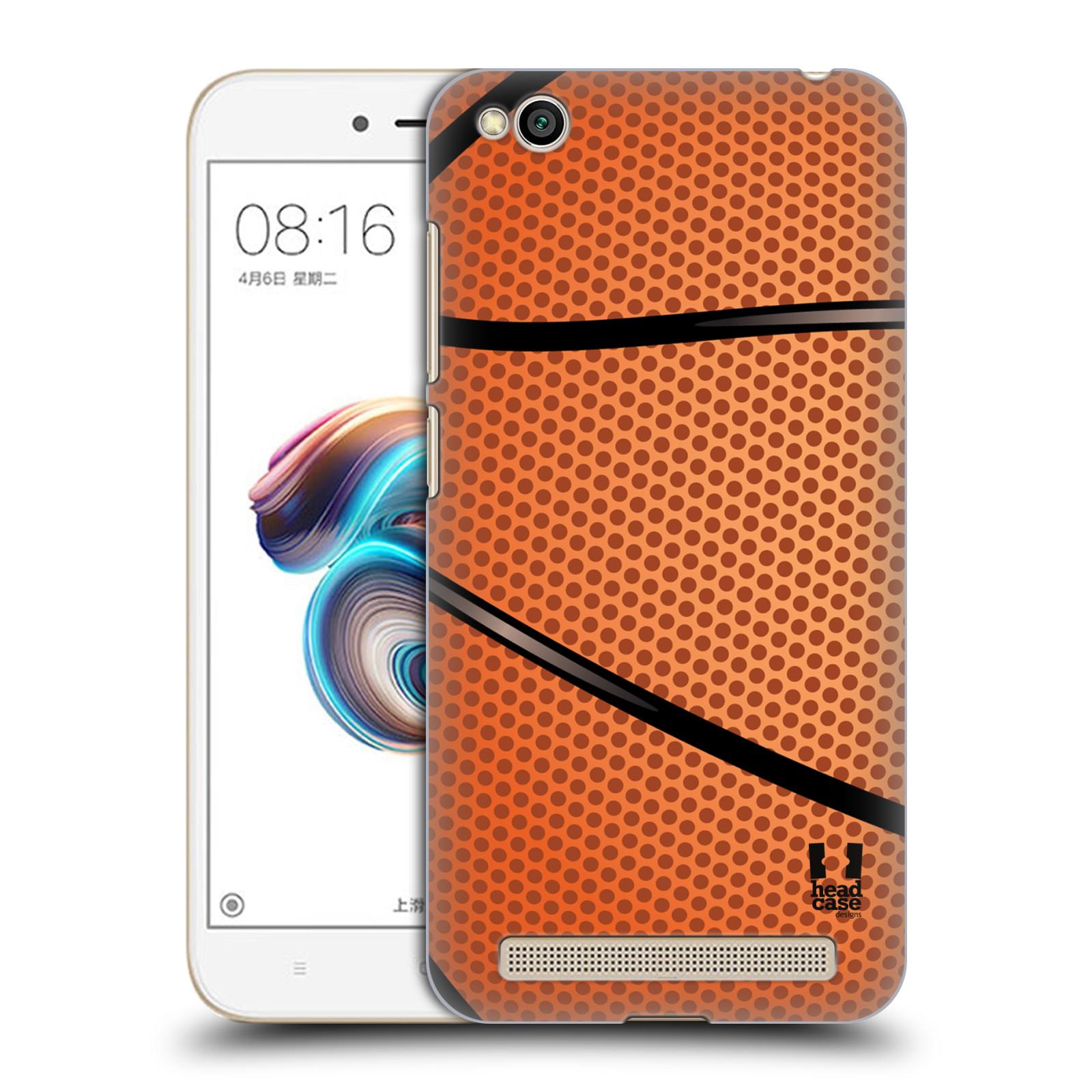 Plastové pouzdro na mobil Xiaomi Redmi 5A - Head Case - BASKEŤÁK