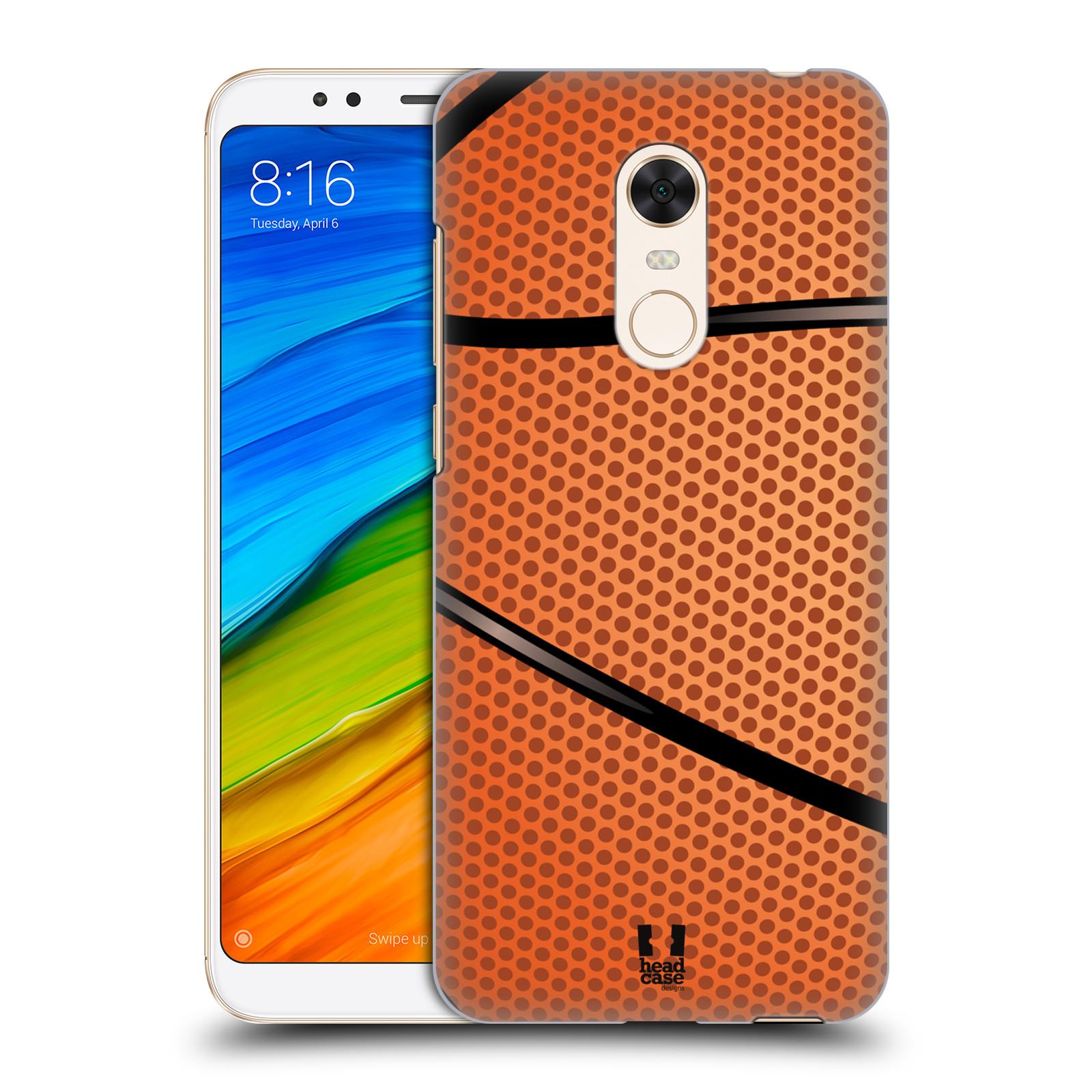 Plastové pouzdro na mobil Xiaomi Redmi 5 Plus - Head Case - BASKEŤÁK
