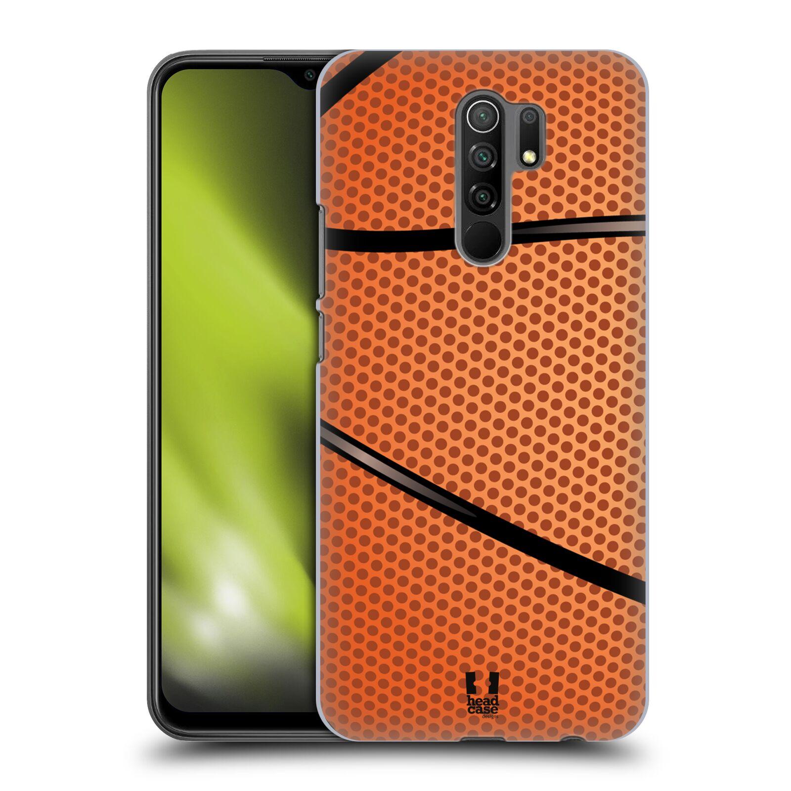 Plastové pouzdro na mobil Xiaomi Redmi 9 - Head Case - BASKEŤÁK