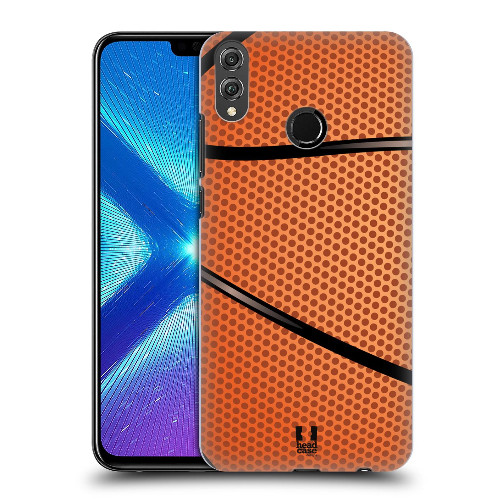 Plastové pouzdro na mobil Honor 8X - Head Case - BASKEŤÁK