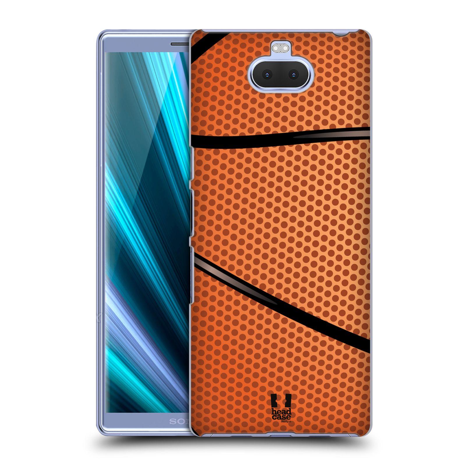 Plastové pouzdro na mobil Sony Xperia 10 - Head Case - BASKEŤÁK