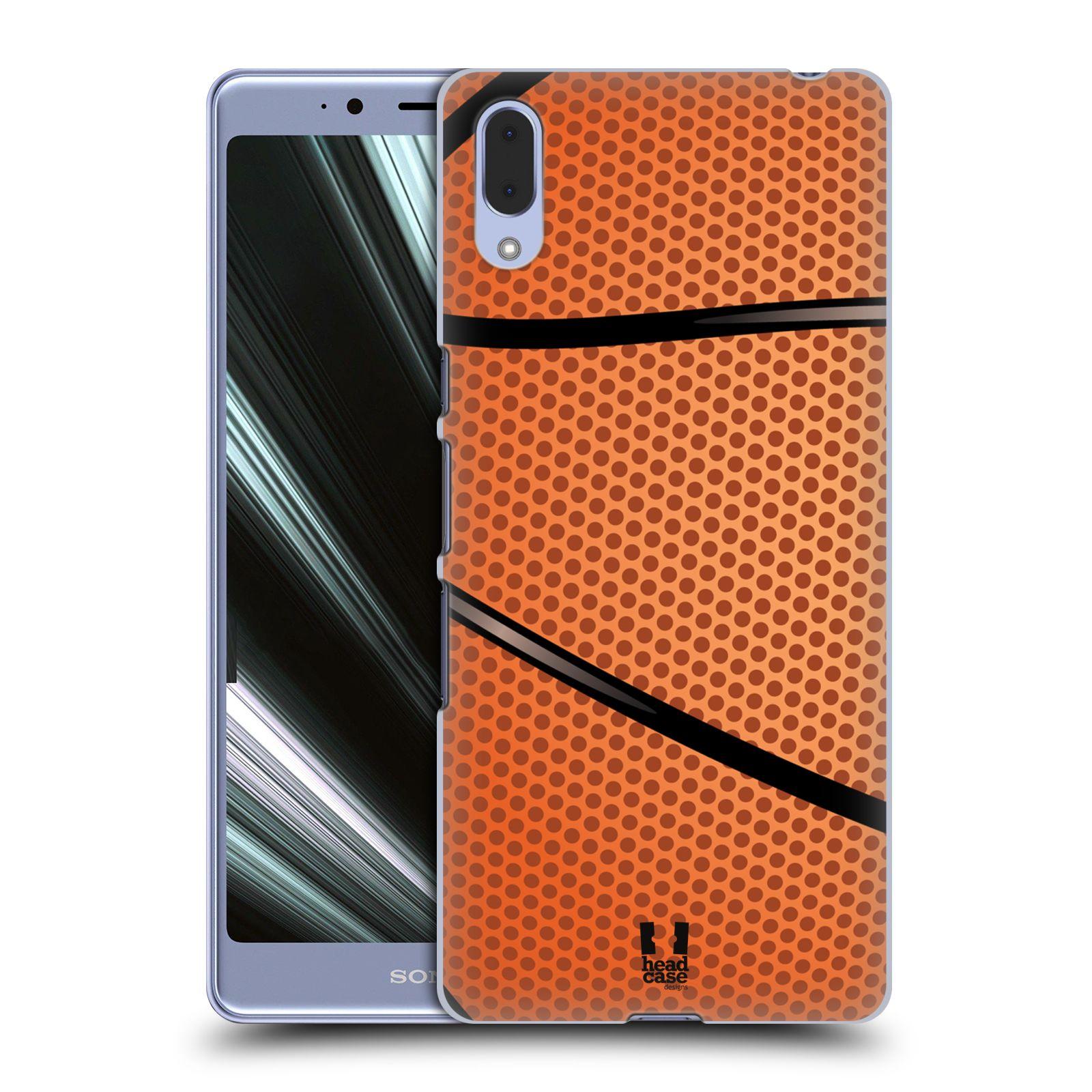 Plastové pouzdro na mobil Sony Xperia L3 - Head Case - BASKEŤÁK