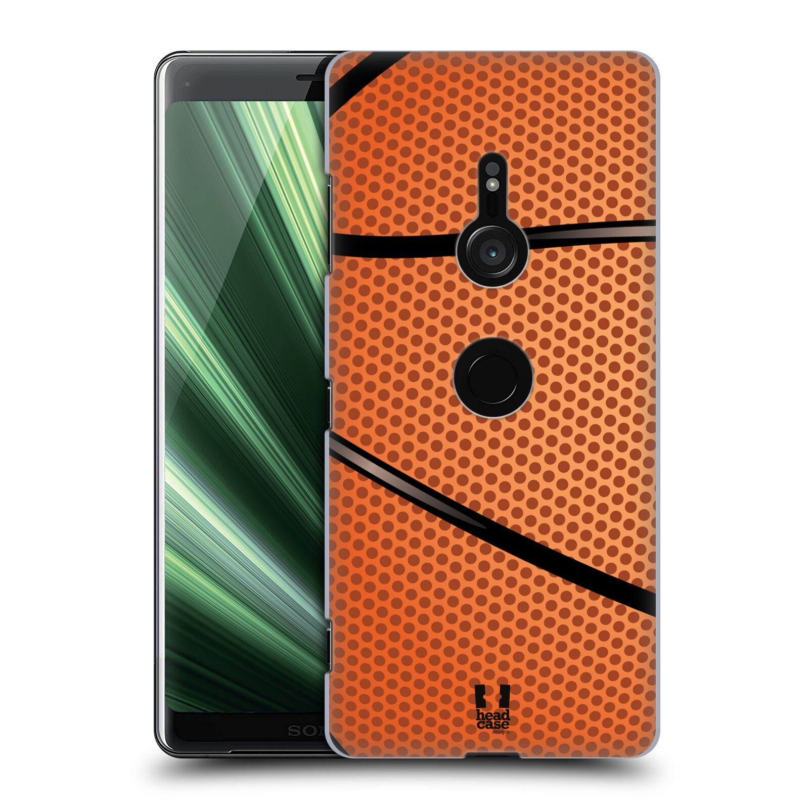 Plastové pouzdro na mobil Sony Xperia XZ3 - Head Case - BASKEŤÁK