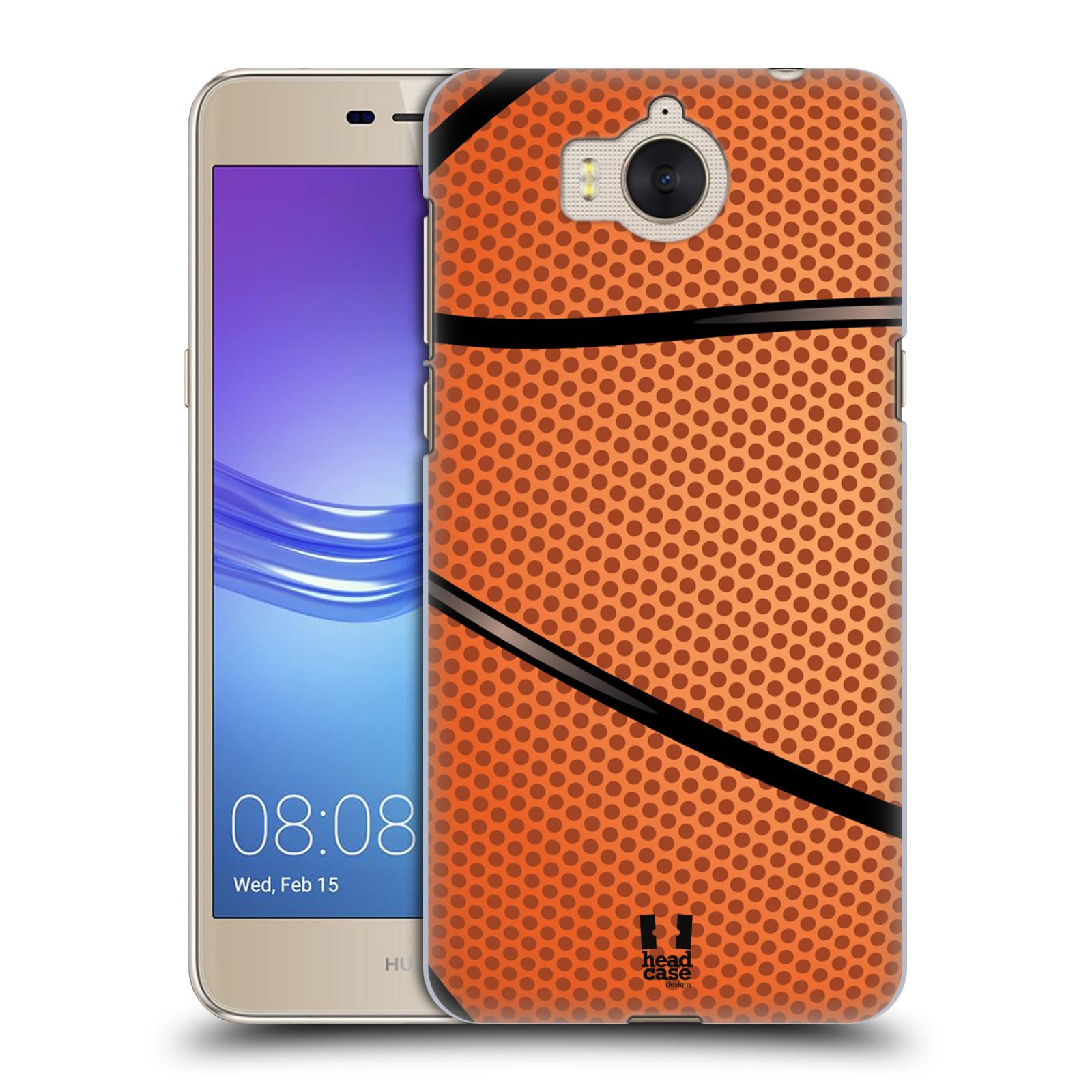 Plastové pouzdro na mobil Huawei Y6 2017 - Head Case - BASKEŤÁK