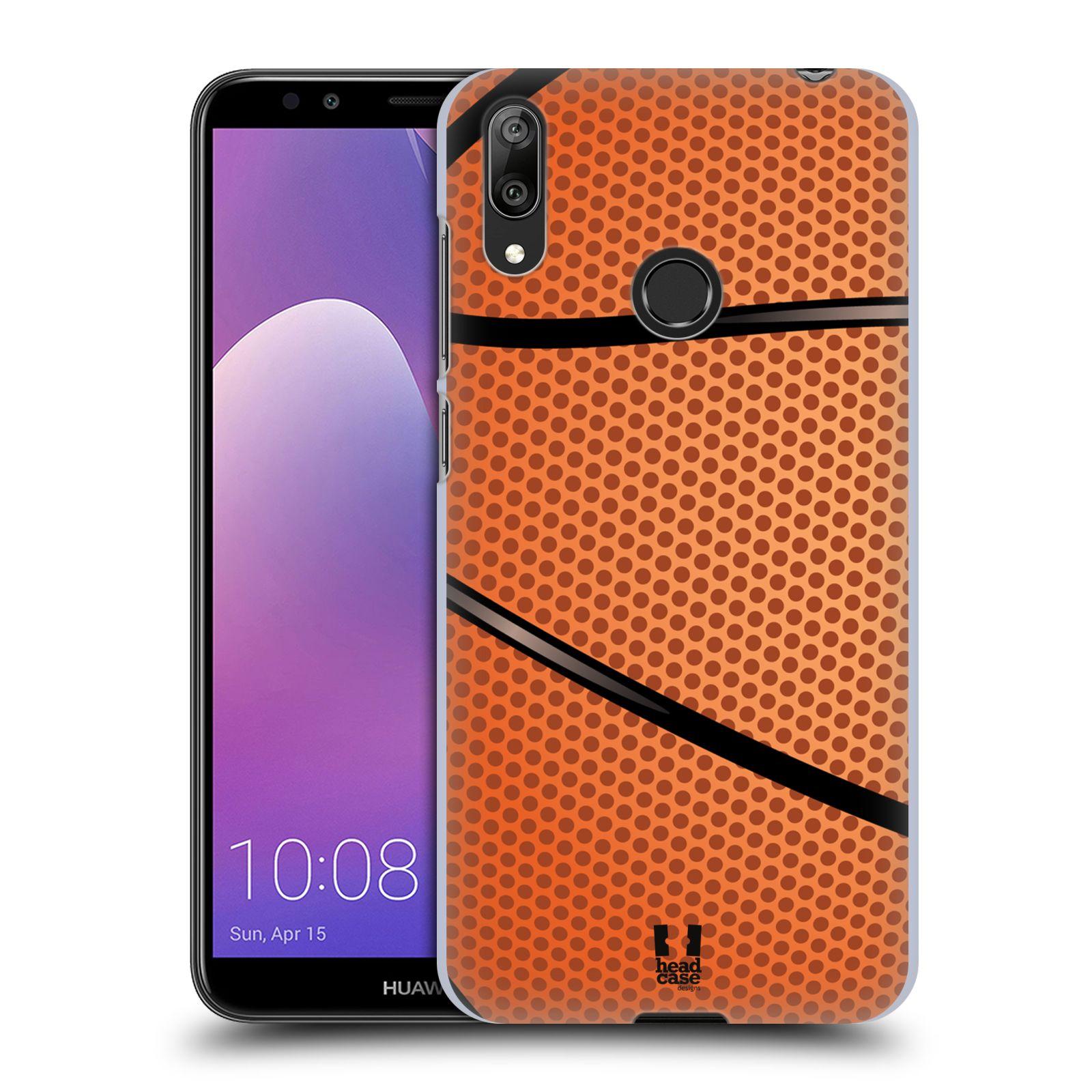 Plastové pouzdro na mobil Huawei Y7 (2019) - Head Case - BASKEŤÁK