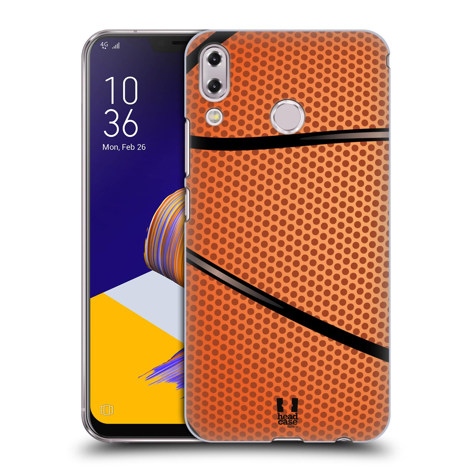 Plastové pouzdro na mobil Asus Zenfone 5z ZS620KL - Head Case - BASKEŤÁK