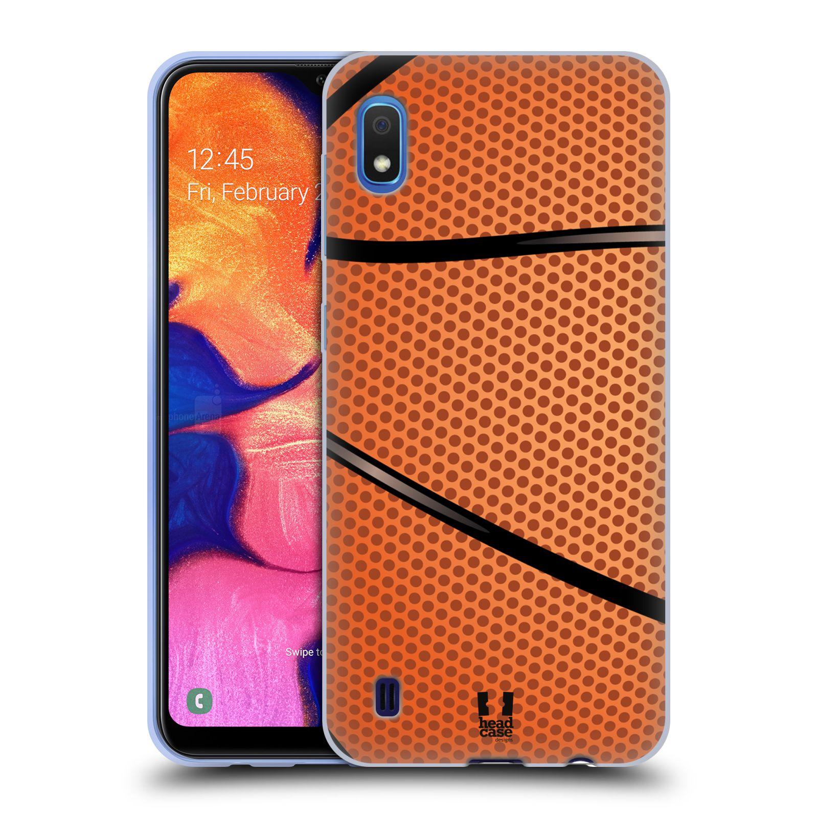 Silikonové pouzdro na mobil Samsung Galaxy A10 - Head Case - BASKEŤÁK