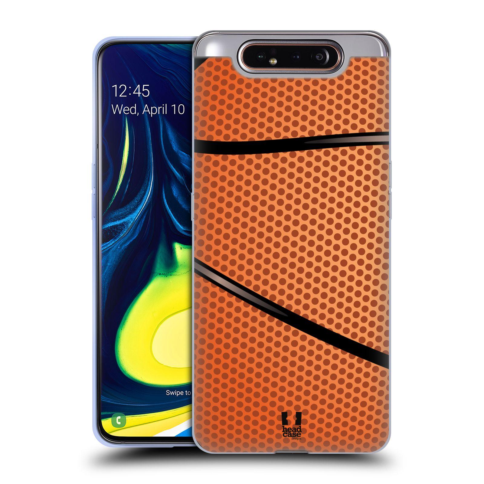 Silikonové pouzdro na mobil Samsung Galaxy A80 - Head Case - BASKEŤÁK