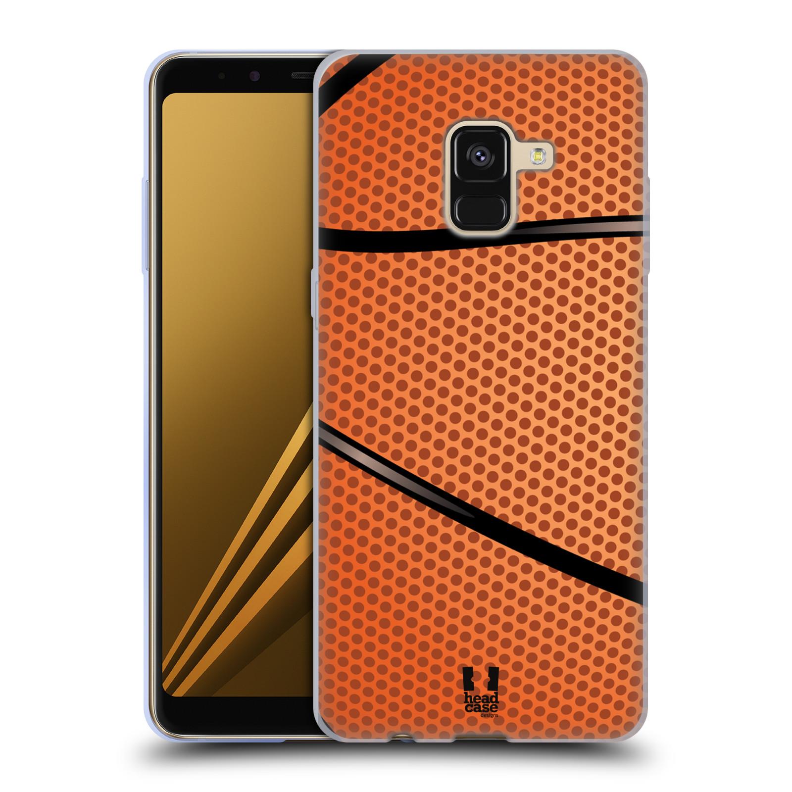 Silikonové pouzdro na mobil Samsung Galaxy A8 (2018) - Head Case - BASKEŤÁK