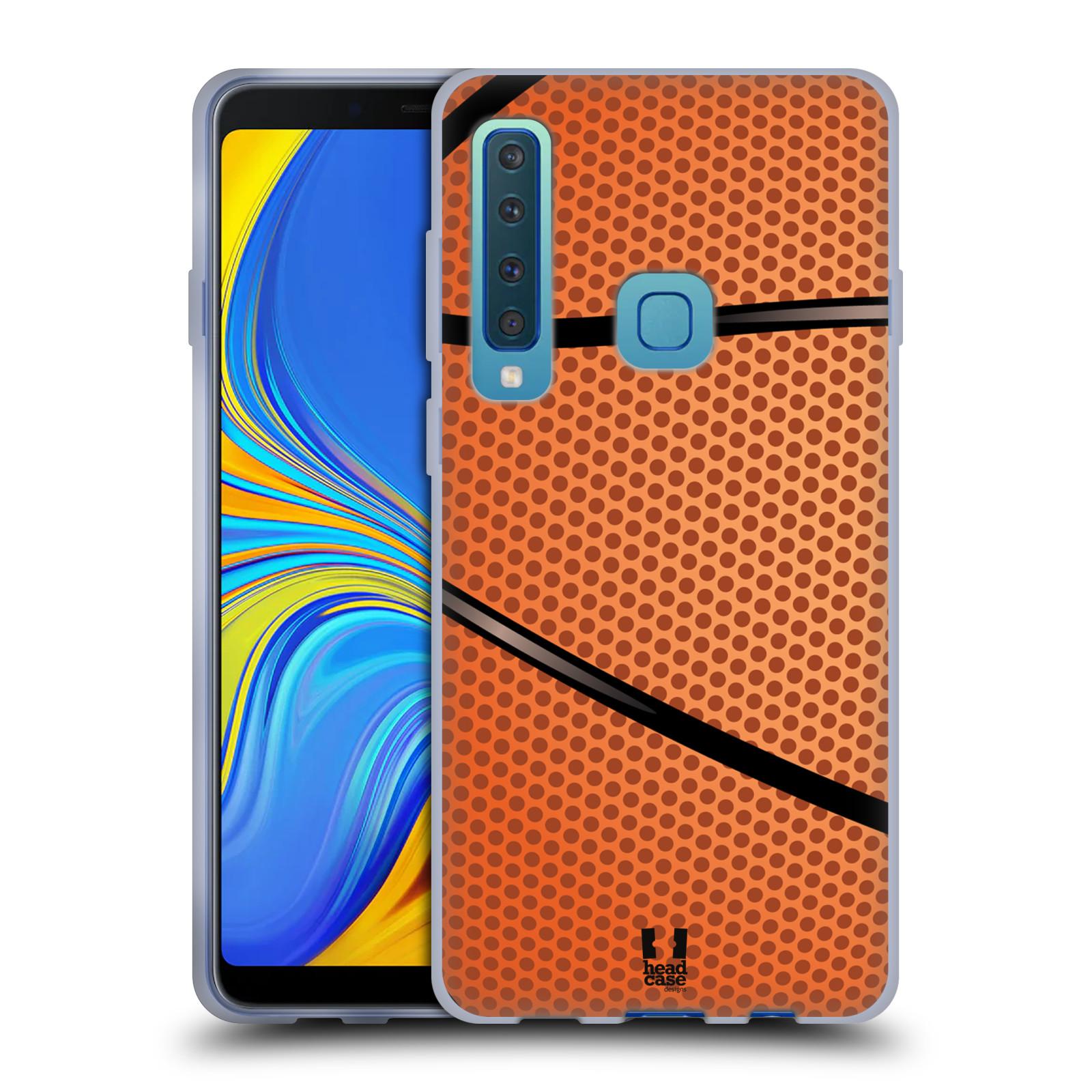 Silikonové pouzdro na mobil Samsung Galaxy A9 (2018) - Head Case - BASKEŤÁK