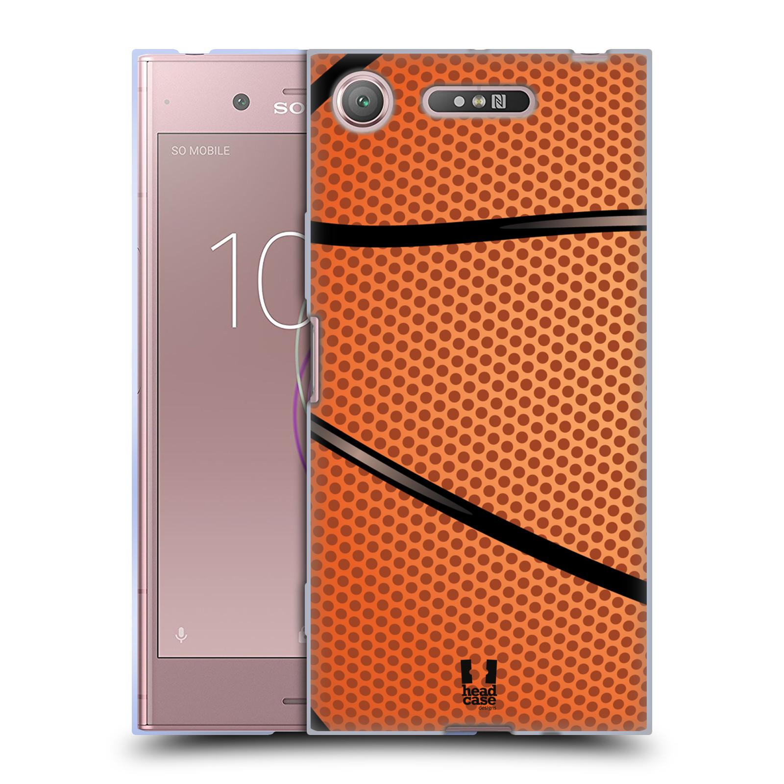 Silikonové pouzdro na mobil Sony Xperia XZ1 - Head Case - BASKEŤÁK