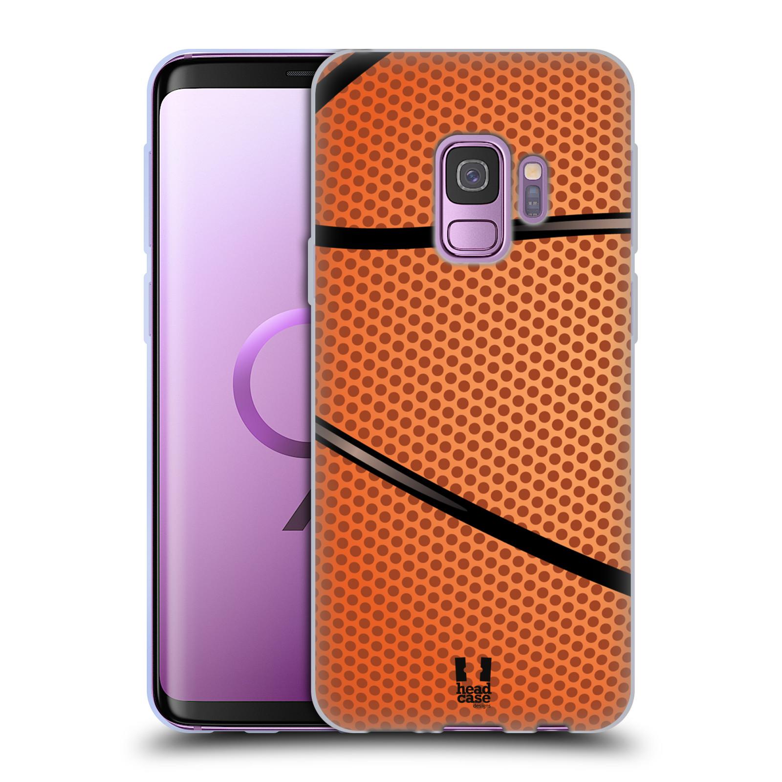 Silikonové pouzdro na mobil Samsung Galaxy S9 - Head Case - BASKEŤÁK