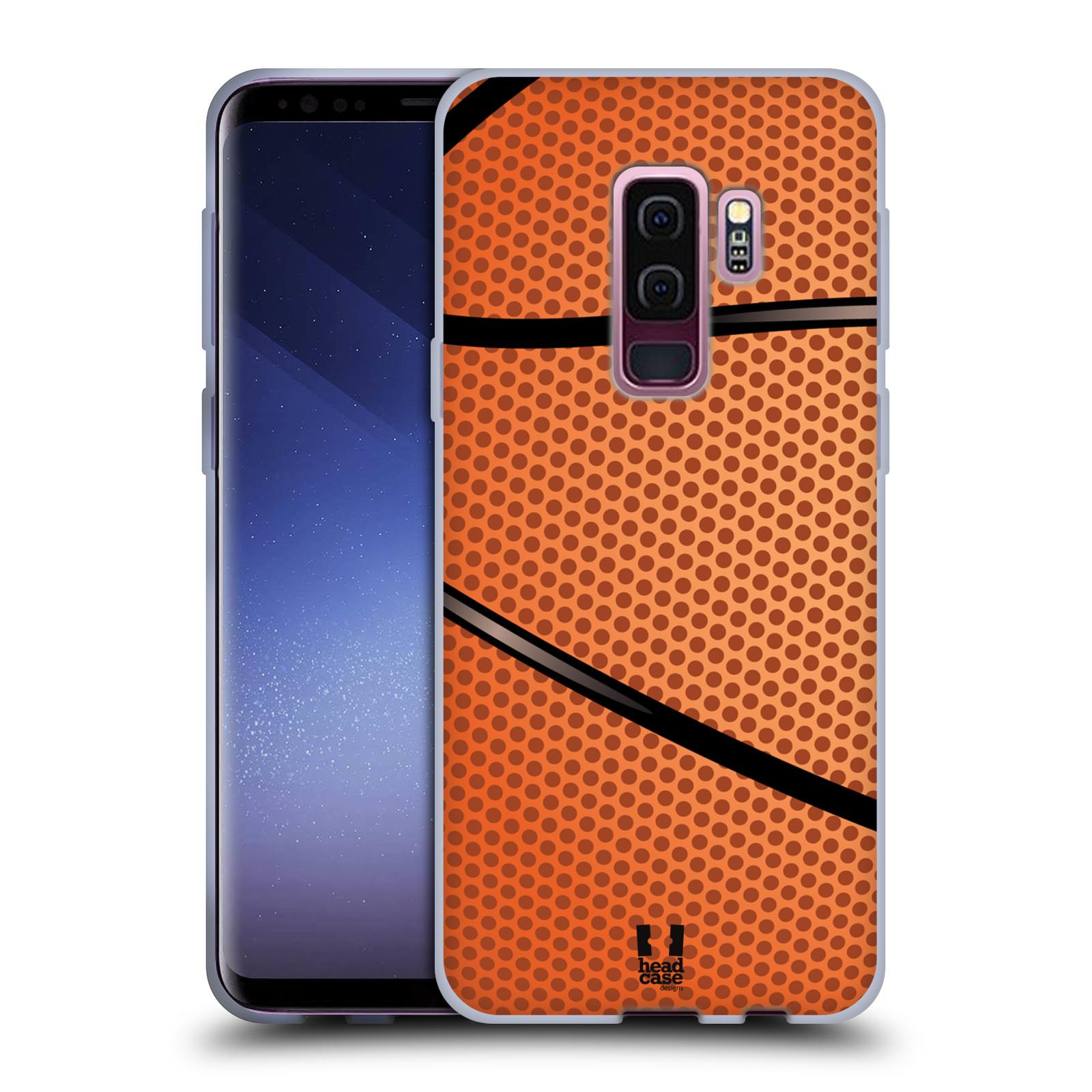 Silikonové pouzdro na mobil Samsung Galaxy S9 Plus - Head Case - BASKEŤÁK