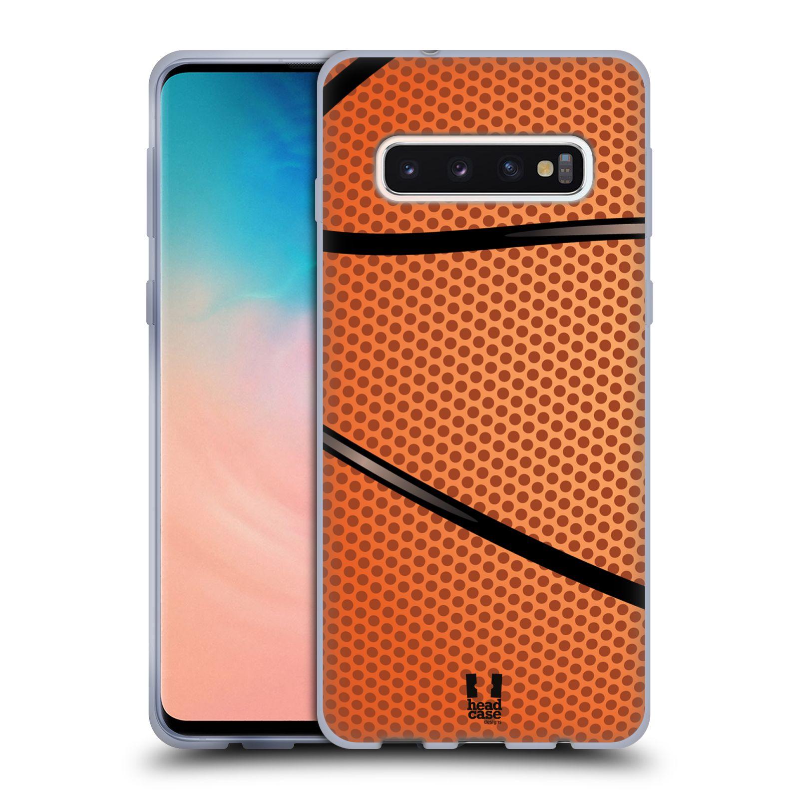Silikonové pouzdro na mobil Samsung Galaxy S10 - Head Case - BASKEŤÁK
