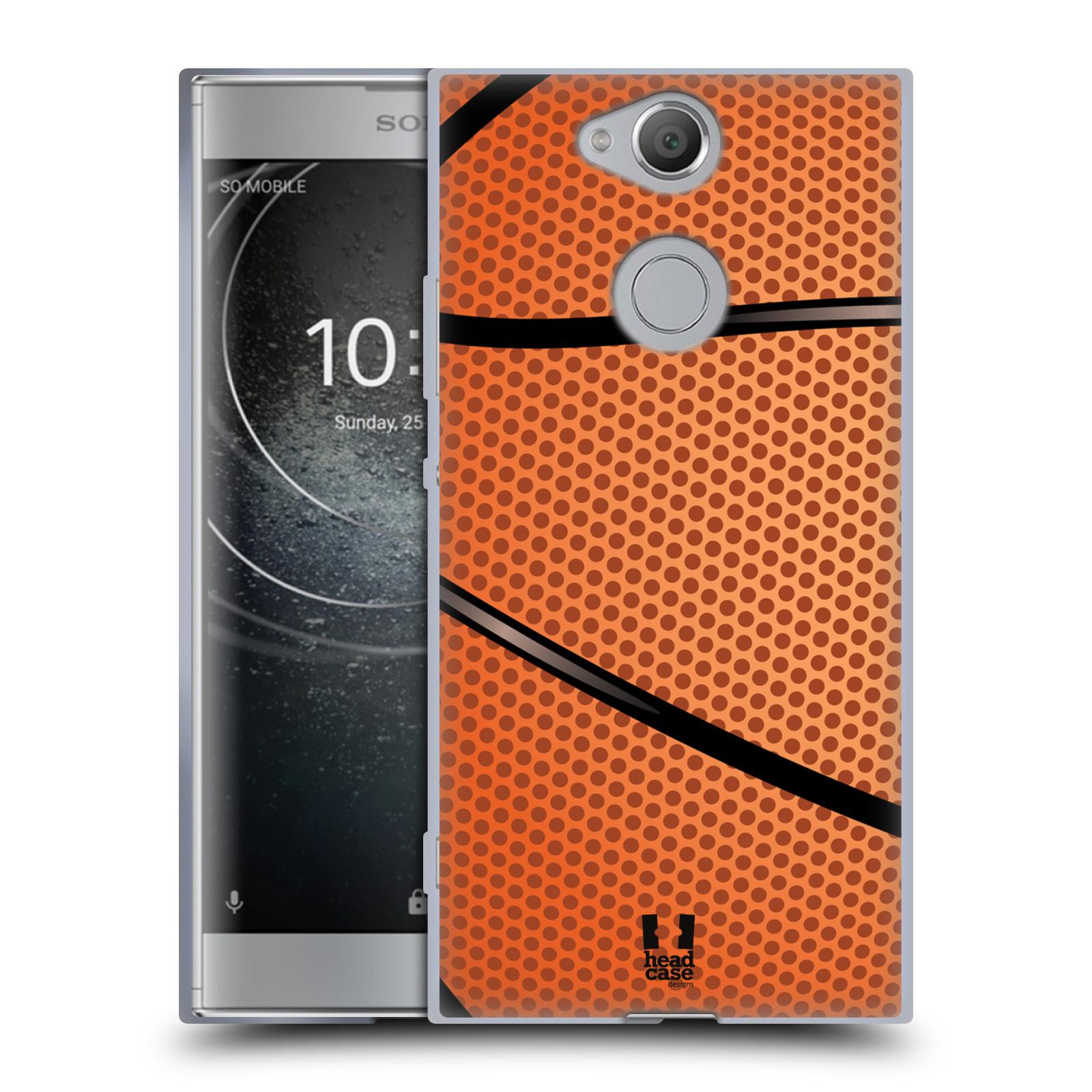 Silikonové pouzdro na mobil Sony Xperia XA2 - Head Case - BASKEŤÁK