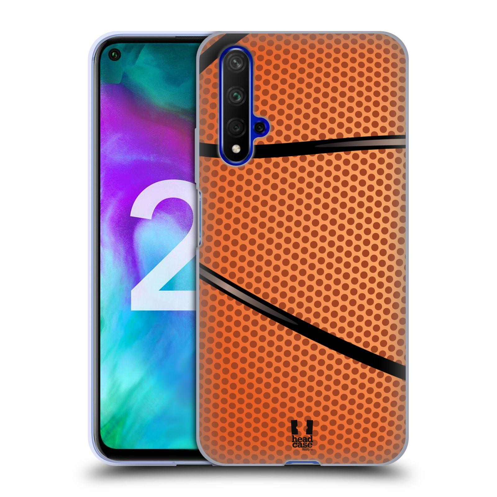 Silikonové pouzdro na mobil Honor 20 - Head Case - BASKEŤÁK