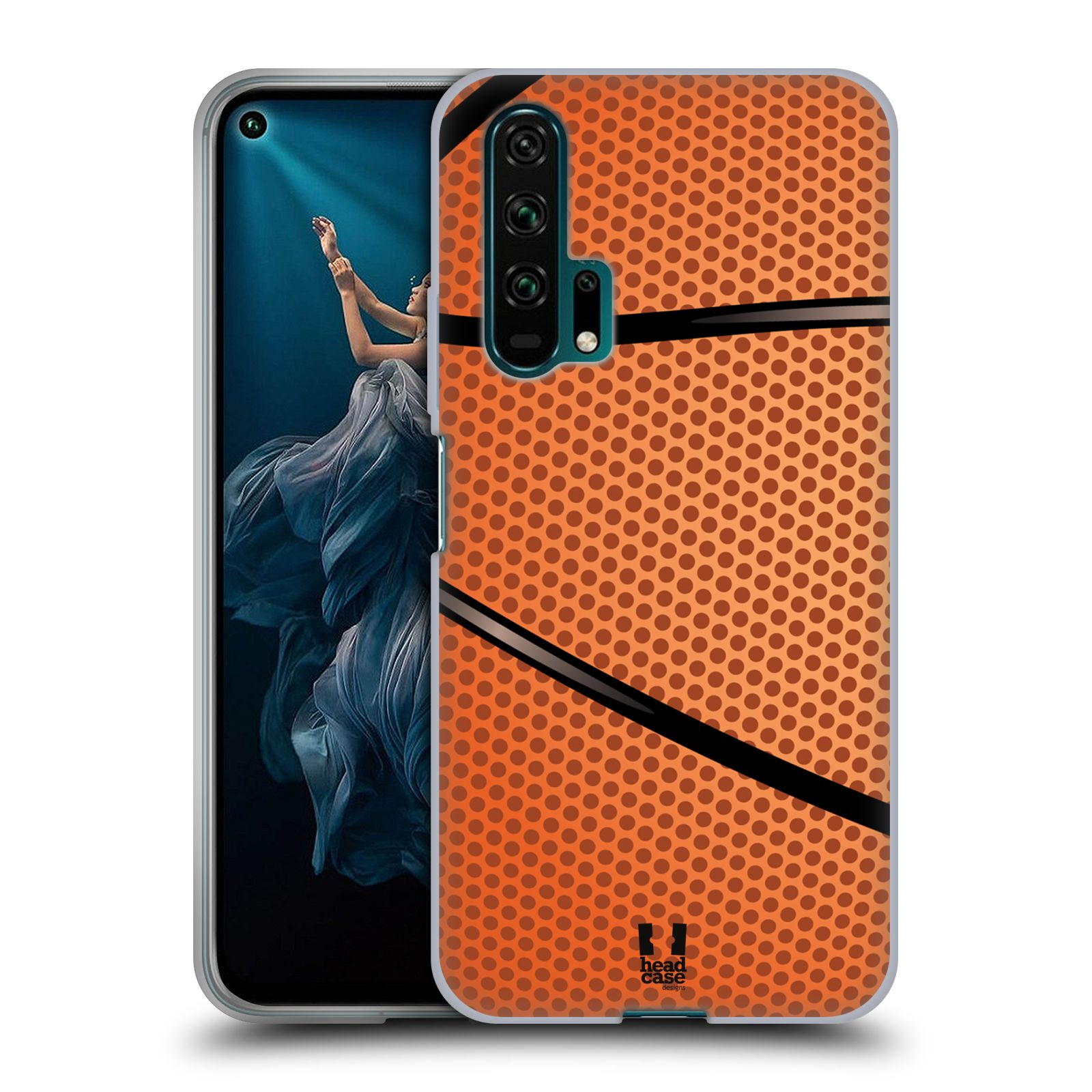 Silikonové pouzdro na mobil Honor 20 Pro - Head Case - BASKEŤÁK