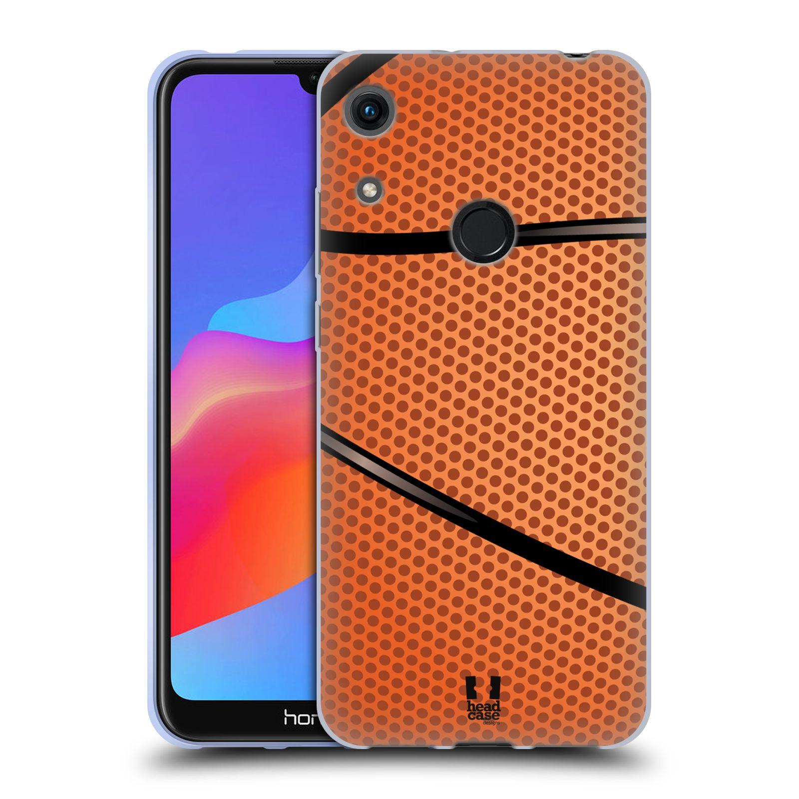Silikonové pouzdro na mobil Honor 8A - Head Case - BASKEŤÁK