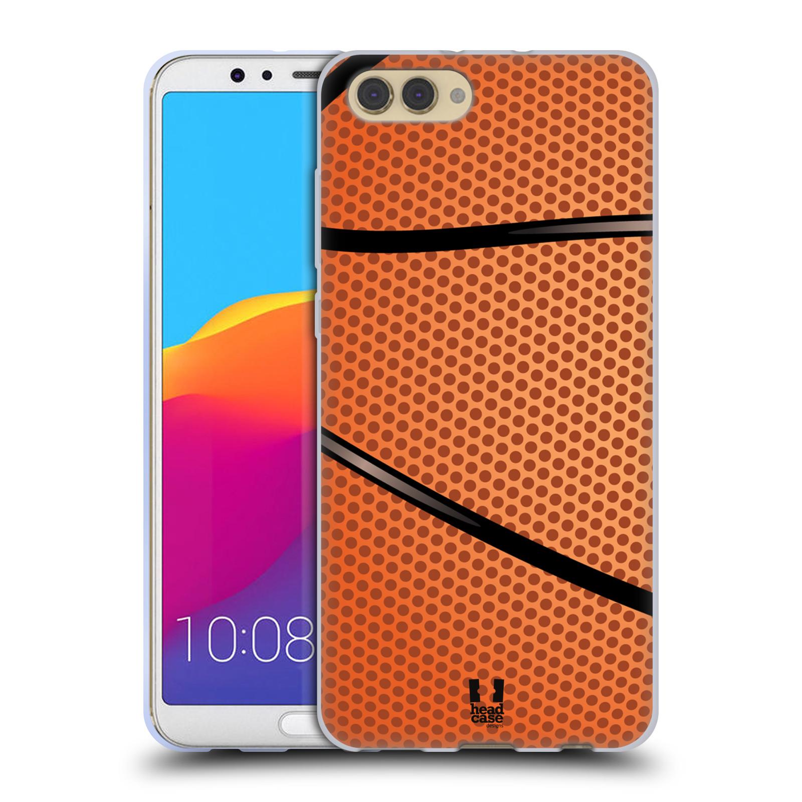 Silikonové pouzdro na mobil Honor View 10 - Head Case - BASKEŤÁK