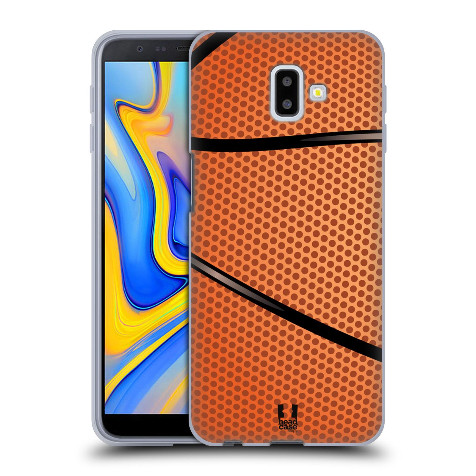 Silikonové pouzdro na mobil Samsung Galaxy J6 Plus - Head Case - BASKEŤÁK