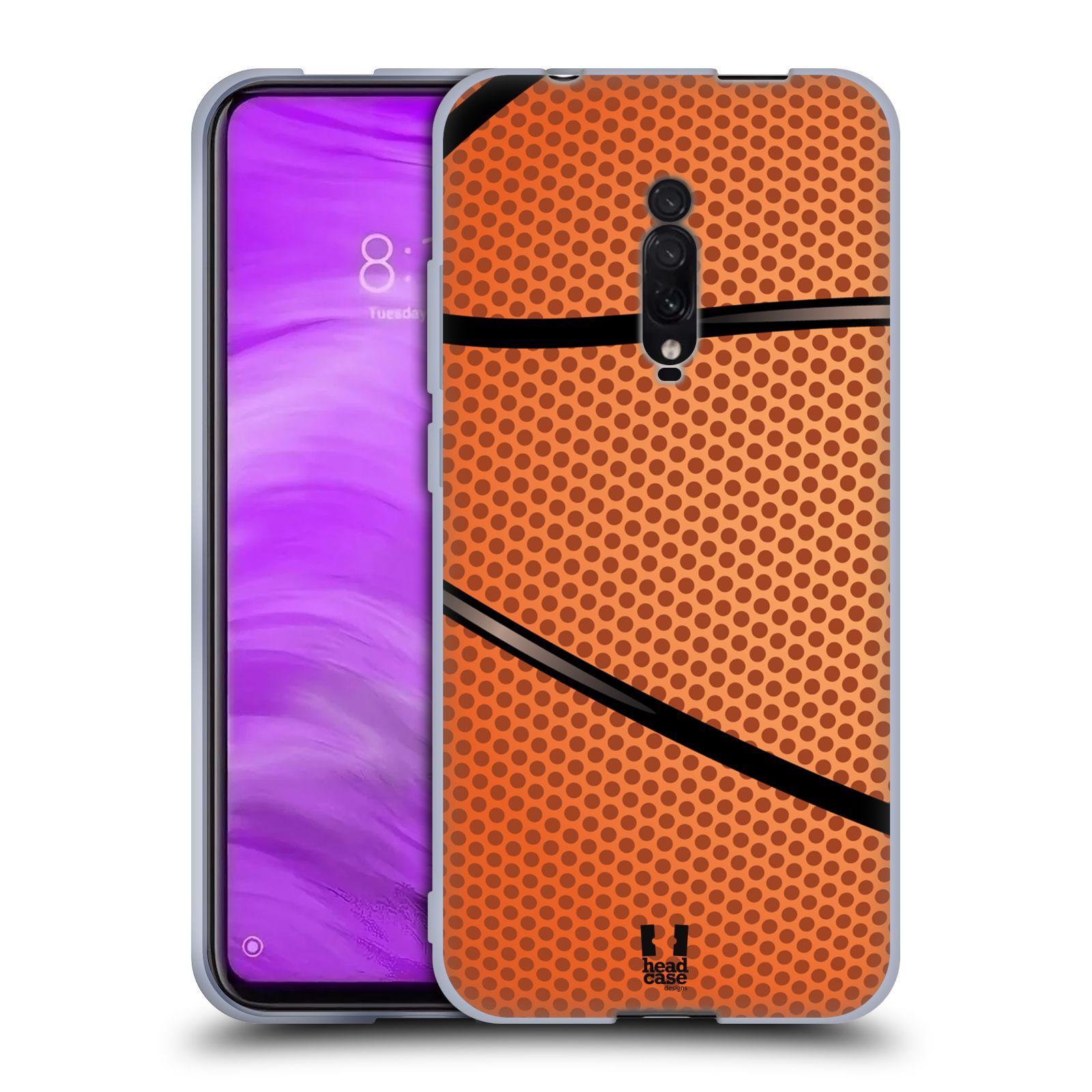 Silikonové pouzdro na mobil Xiaomi Mi 9T - Head Case - BASKEŤÁK