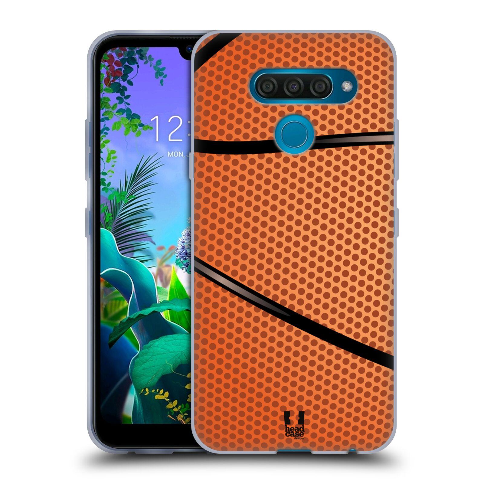 Silikonové pouzdro na mobil LG Q60 - Head Case - BASKEŤÁK