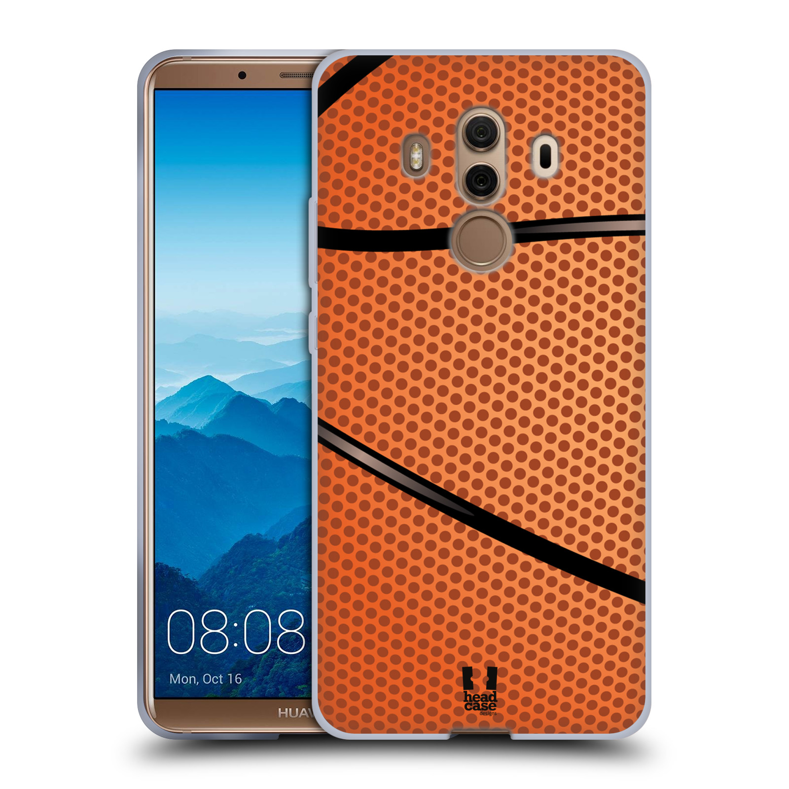 Silikonové pouzdro na mobil Huawei Mate 10 Pro - Head Case - BASKEŤÁK