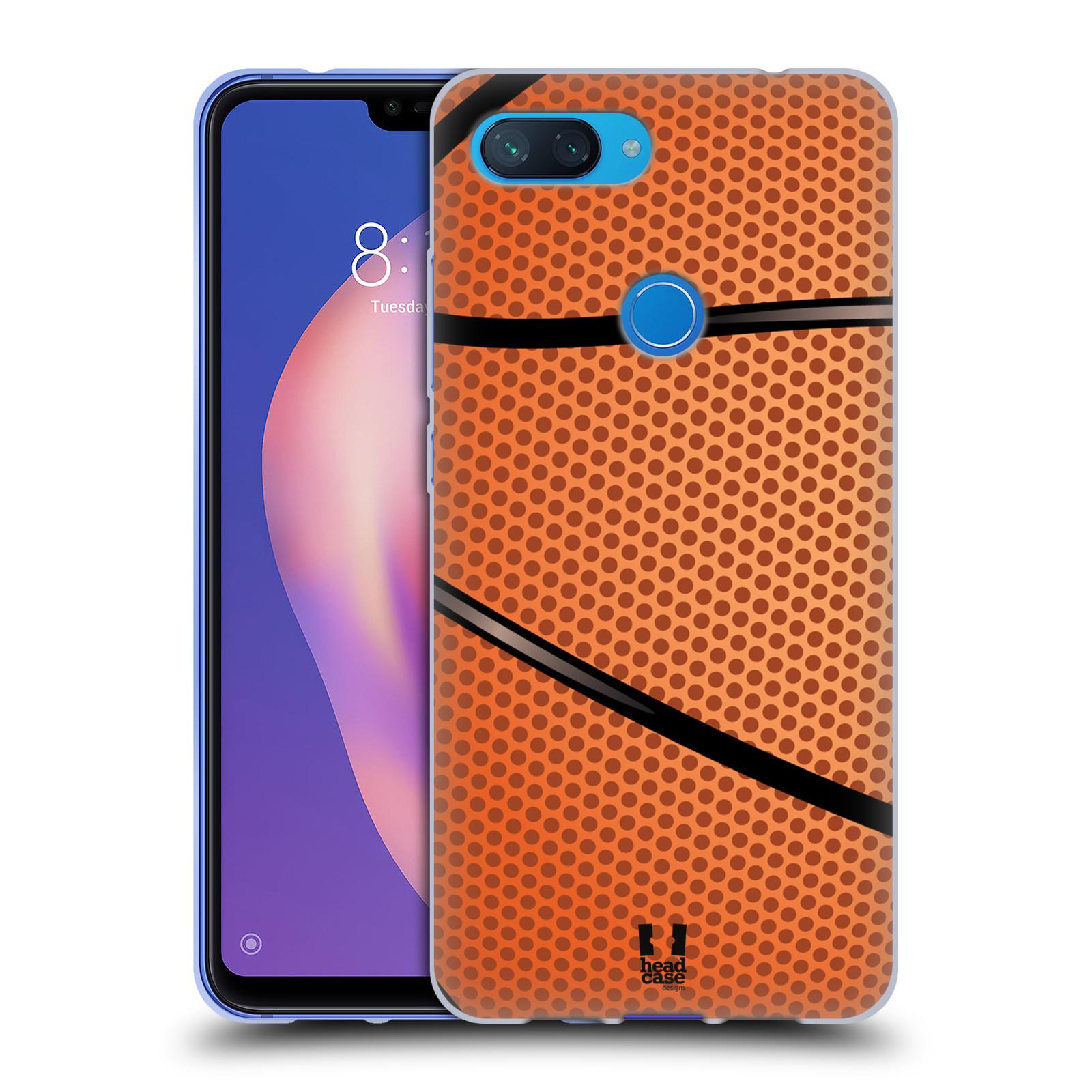 Silikonové pouzdro na mobil Xiaomi Mi 8 Lite - Head Case - BASKEŤÁK