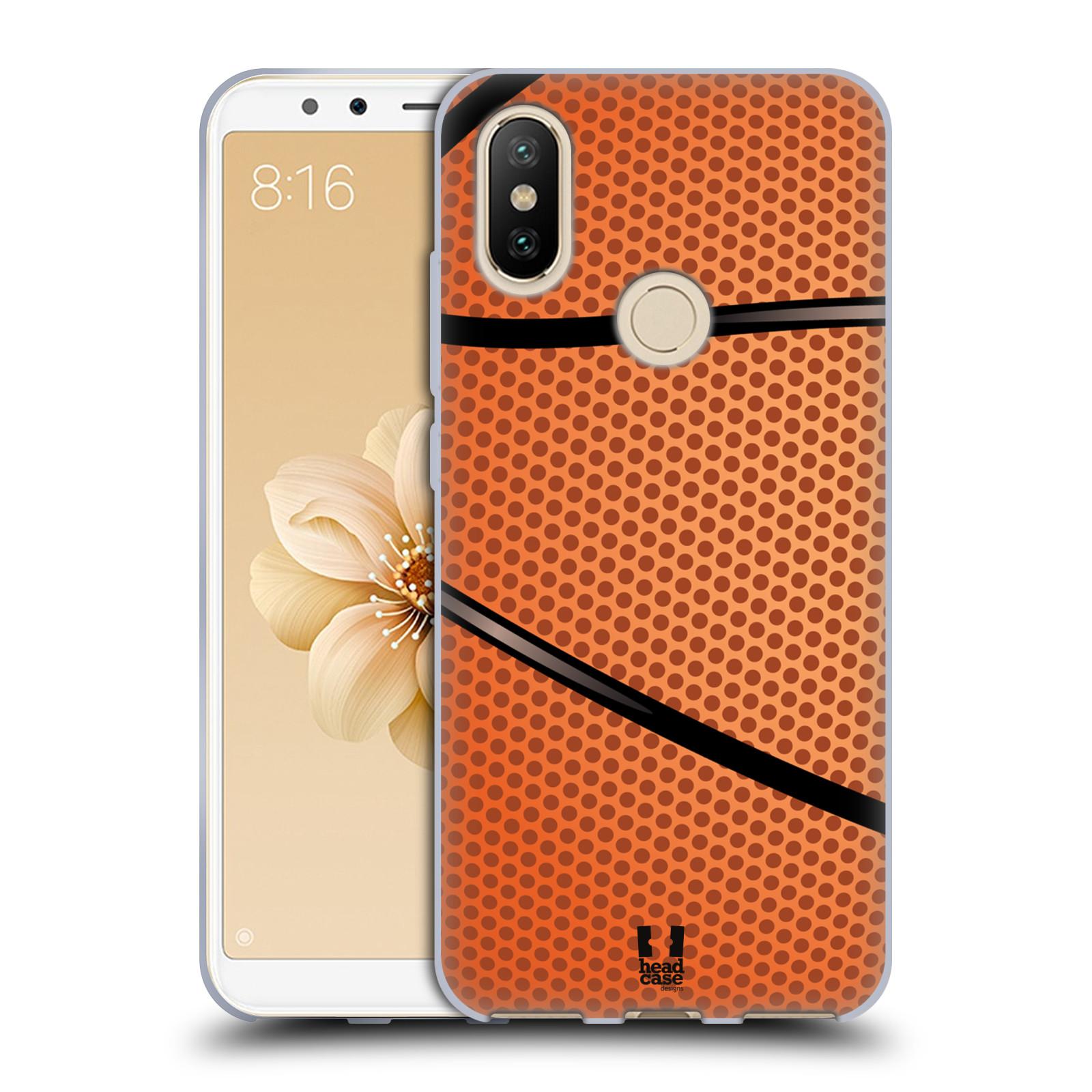 Silikonové pouzdro na mobil Xiaomi Mi A2 - Head Case - BASKEŤÁK
