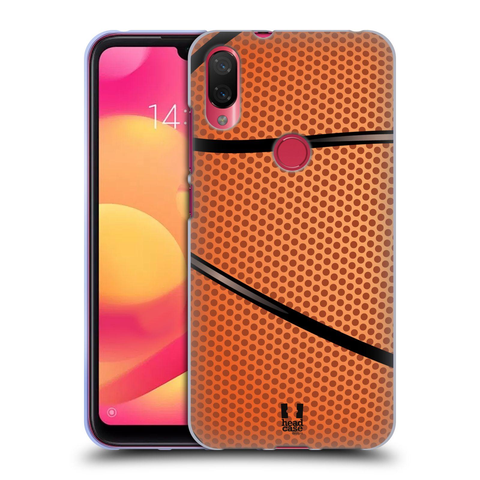 Silikonové pouzdro na mobil Xiaomi Mi Play - Head Case - BASKEŤÁK