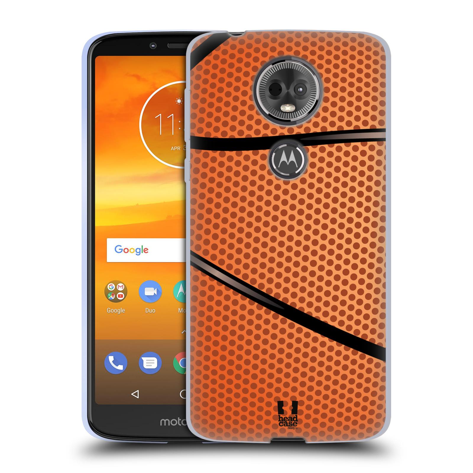 Silikonové pouzdro na mobil Motorola Moto E5 Plus - Head Case - BASKEŤÁK