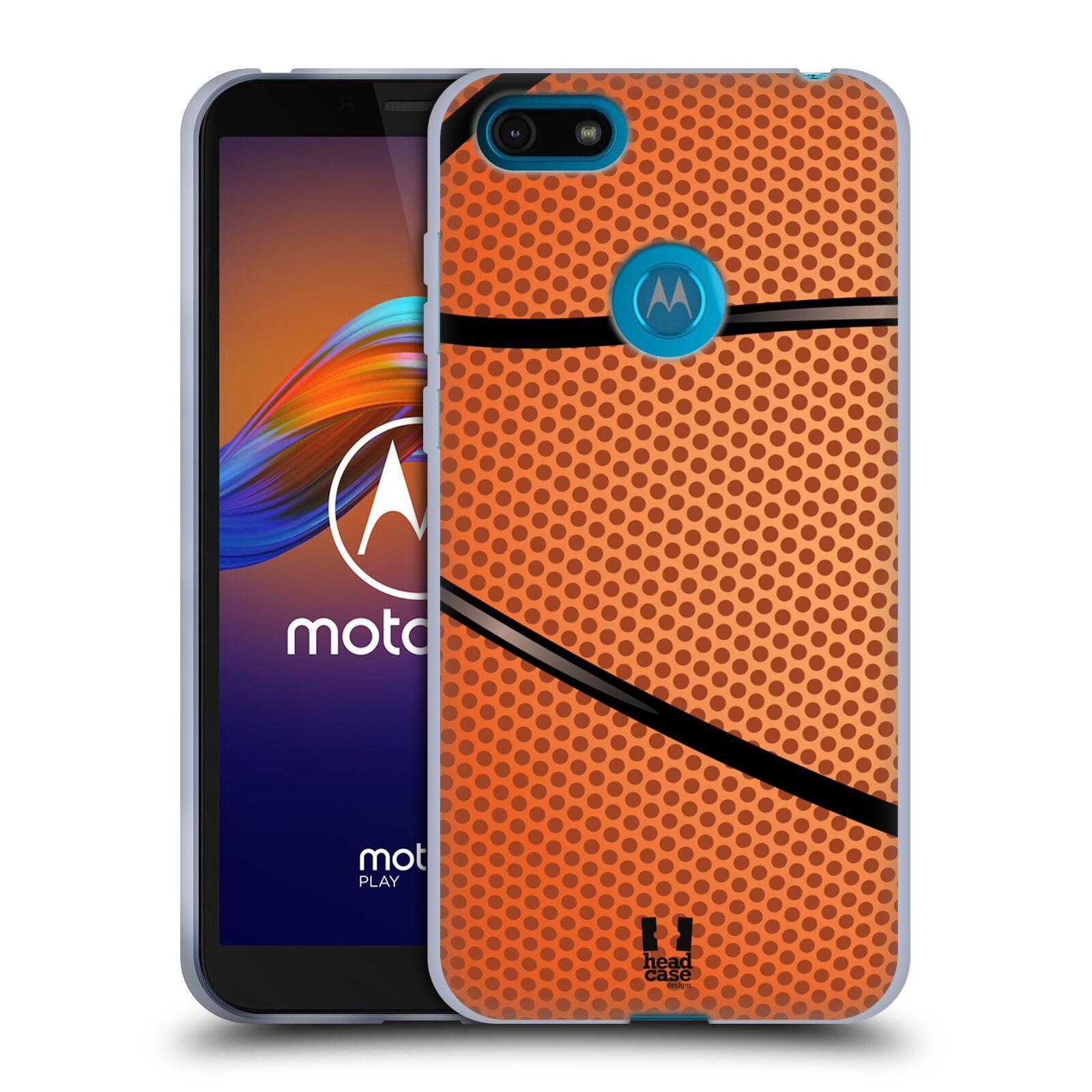 Silikonové pouzdro na mobil Motorola Moto E6 Play - Head Case - BASKEŤÁK