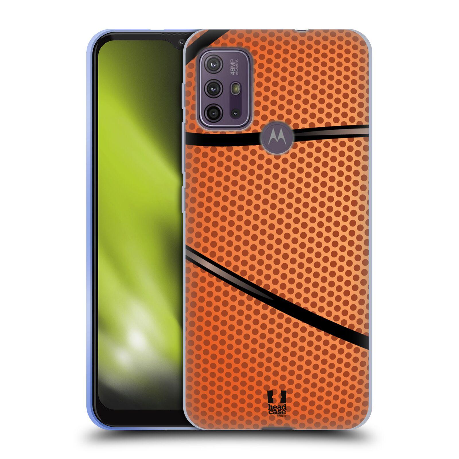 Silikonové pouzdro na mobil Motorola Moto G10 / G30 - Head Case - BASKEŤÁK