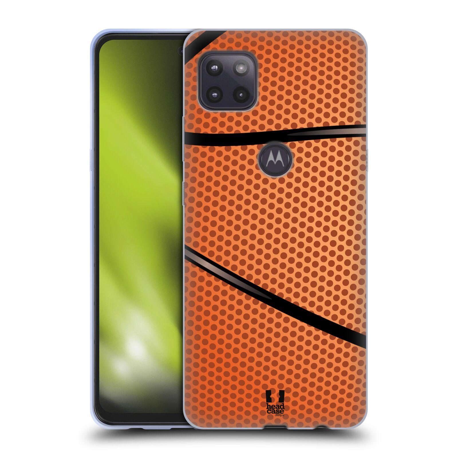 Silikonové pouzdro na mobil Motorola Moto G 5G - Head Case - BASKEŤÁK