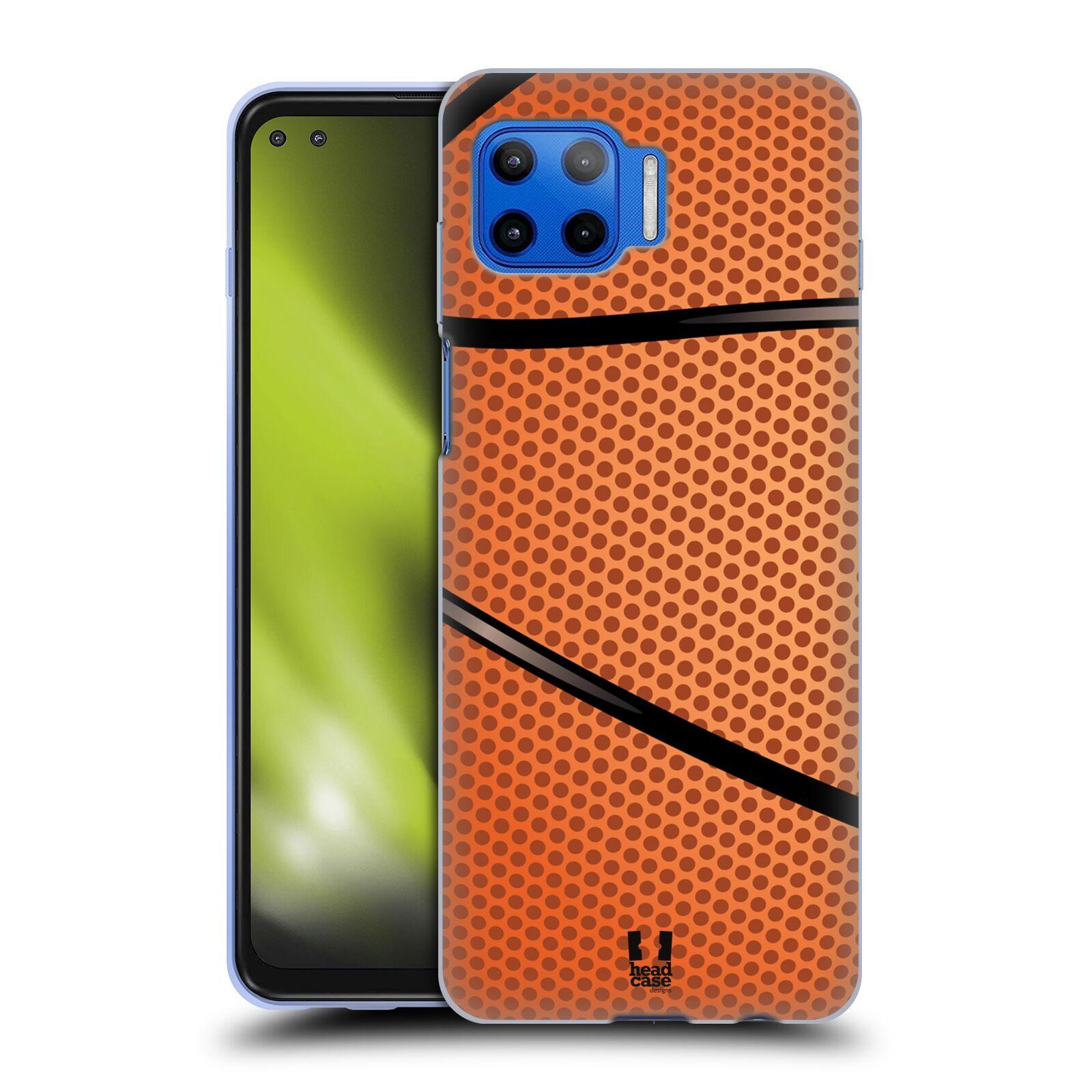 Silikonové pouzdro na mobil Motorola Moto G 5G Plus - Head Case - BASKEŤÁK