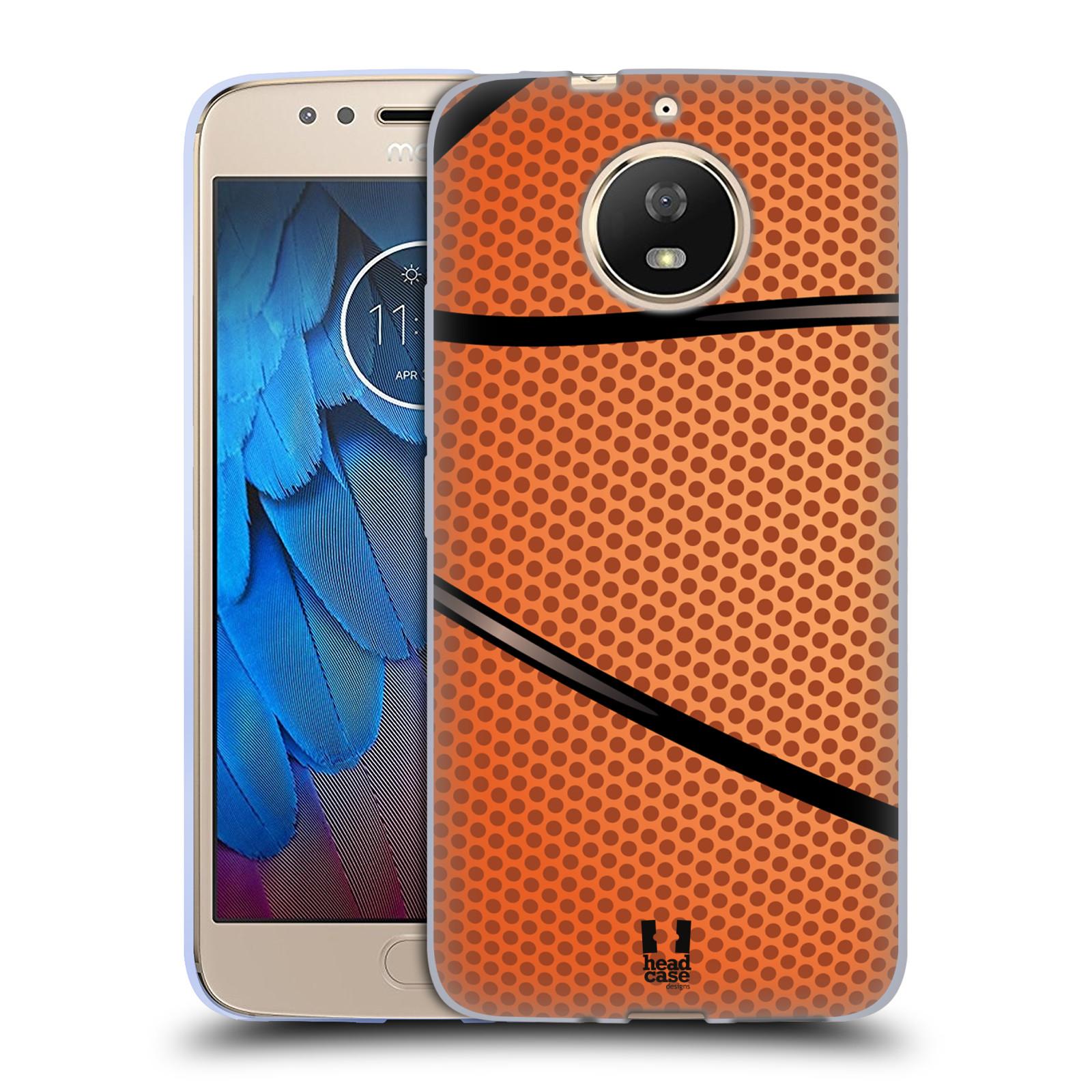 Silikonové pouzdro na mobil Lenovo Moto G5s - Head Case - BASKEŤÁK