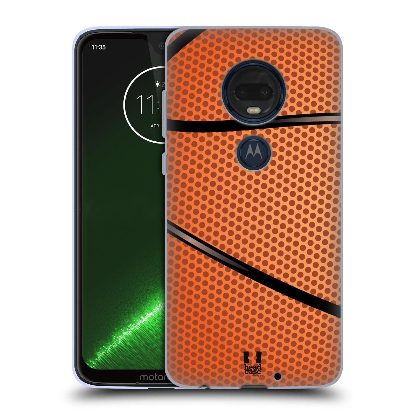 Silikonové pouzdro na mobil Motorola Moto G7 Plus - Head Case - BASKEŤÁK
