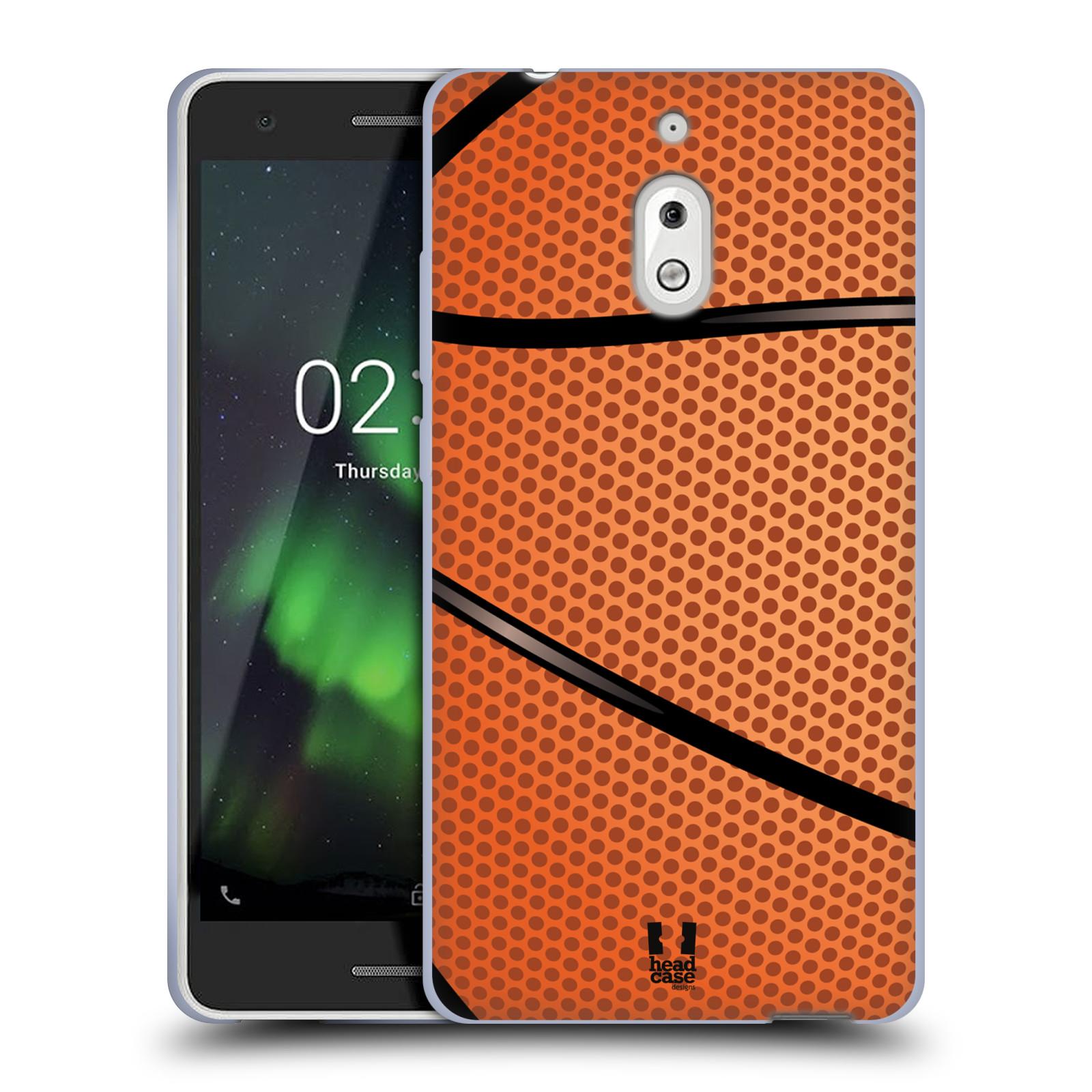 Silikonové pouzdro na mobil Nokia 2.1 - Head Case - BASKEŤÁK