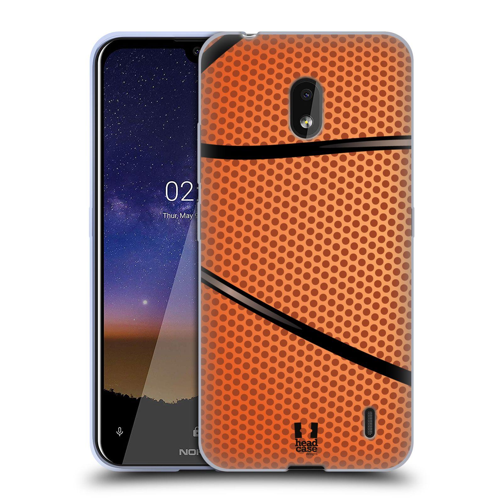 Silikonové pouzdro na mobil Nokia 2.2 - Head Case - BASKEŤÁK