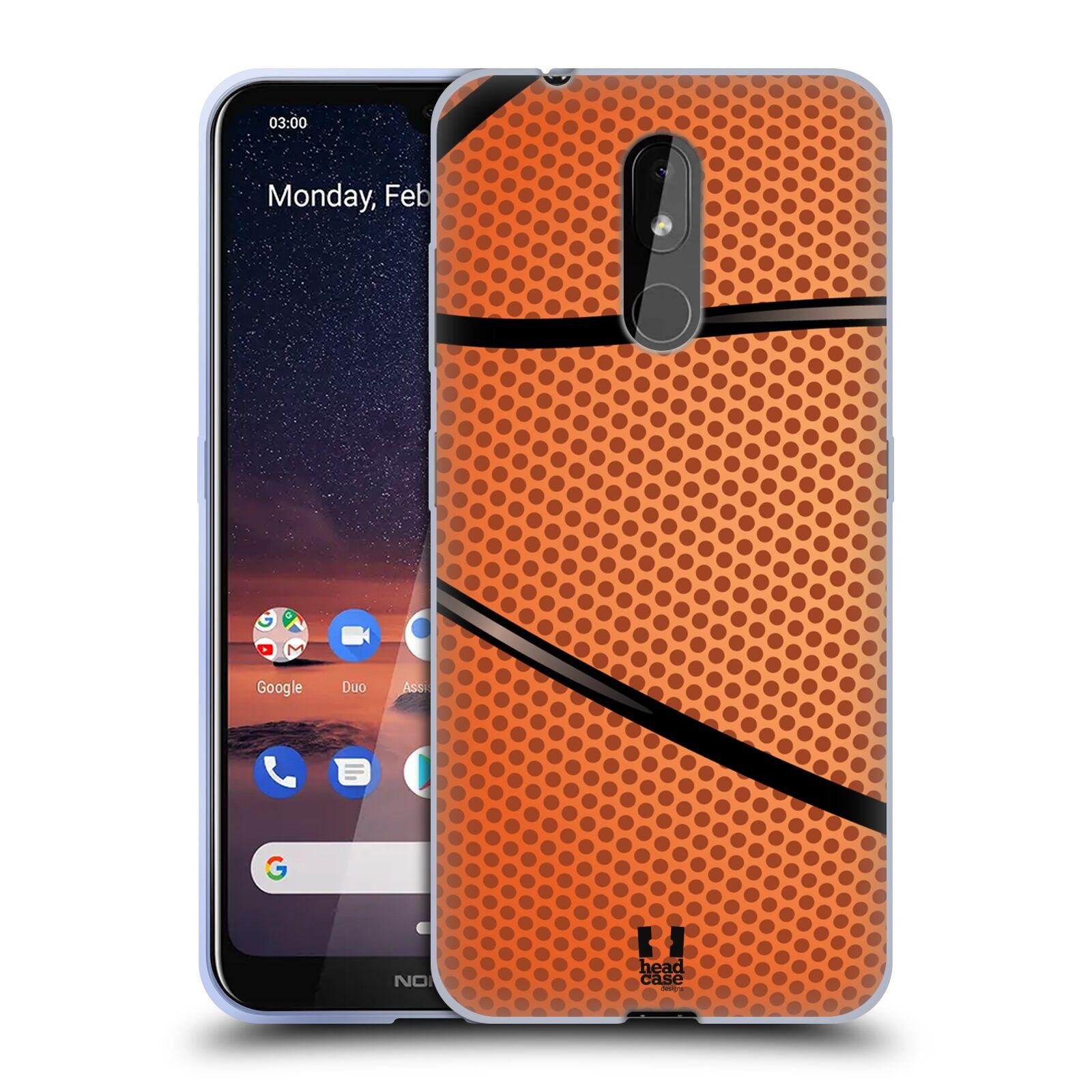 Silikonové pouzdro na mobil Nokia 3.2 - Head Case - BASKEŤÁK