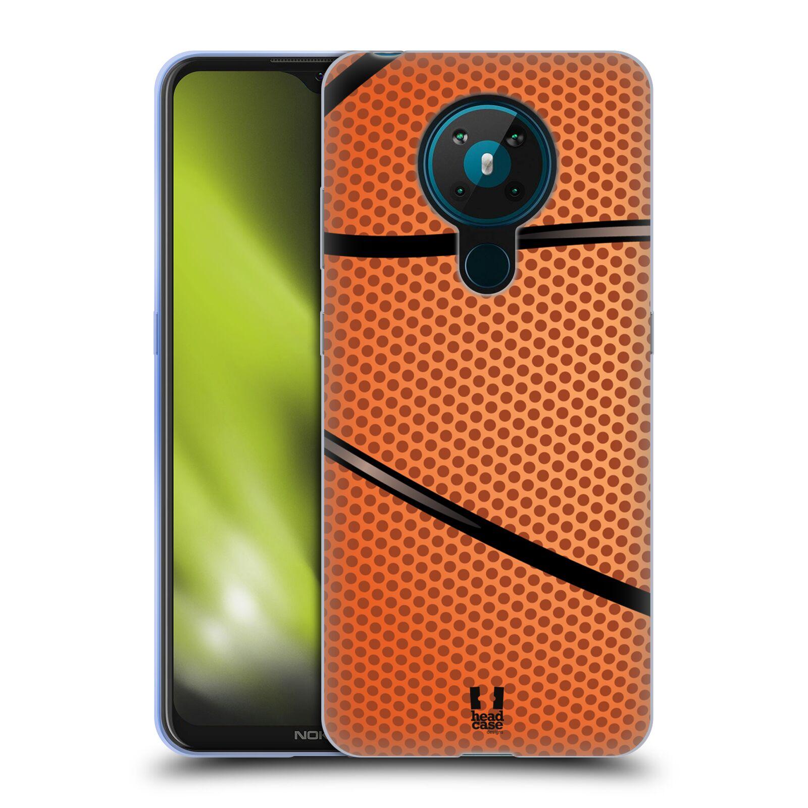 Silikonové pouzdro na mobil Nokia 5.3 - Head Case - BASKEŤÁK
