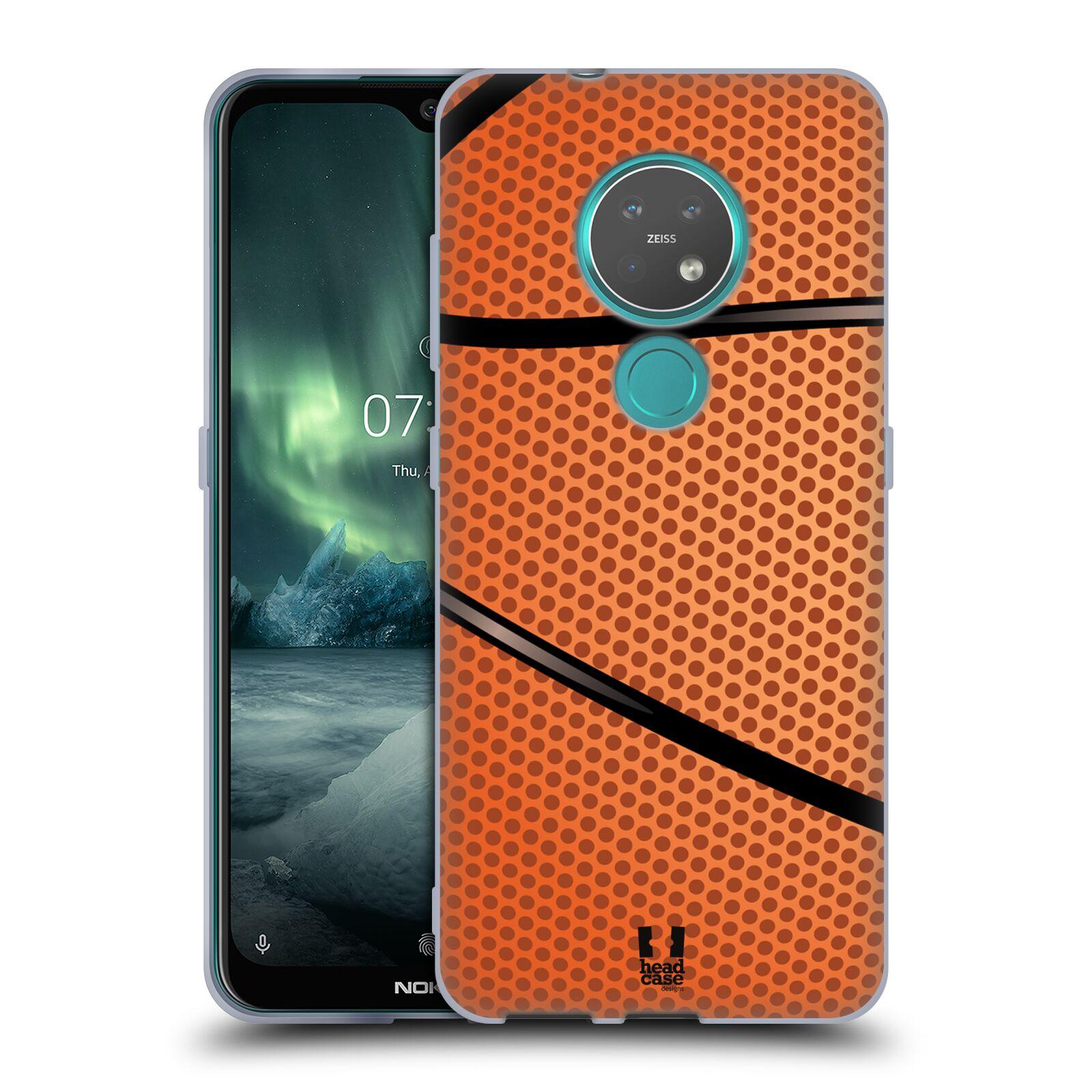 Silikonové pouzdro na mobil Nokia 7.2 - Head Case - BASKEŤÁK