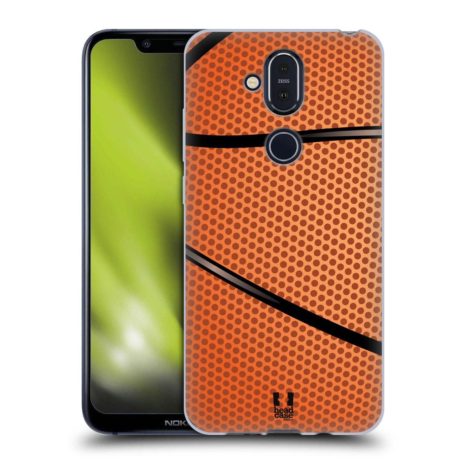 Silikonové pouzdro na mobil Nokia 8.1 - Head Case - BASKEŤÁK