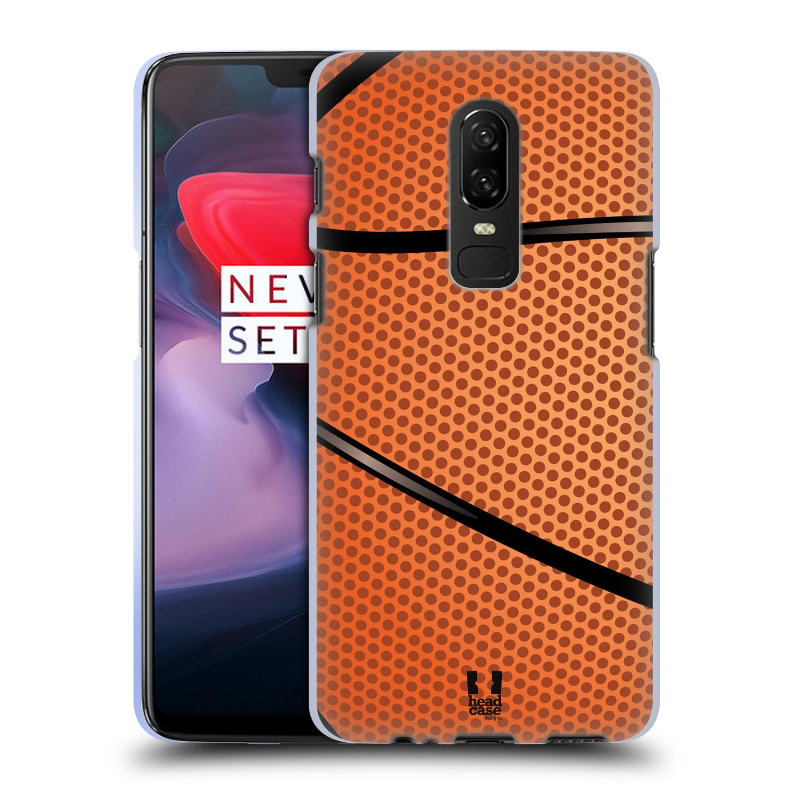 Silikonové pouzdro na mobil OnePlus 6 - Head Case - BASKEŤÁK