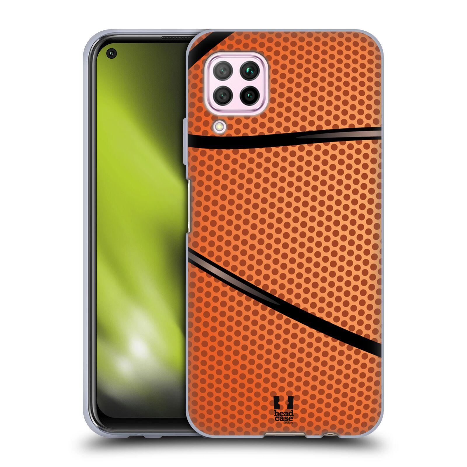Silikonové pouzdro na mobil Huawei P40 Lite - Head Case - BASKEŤÁK