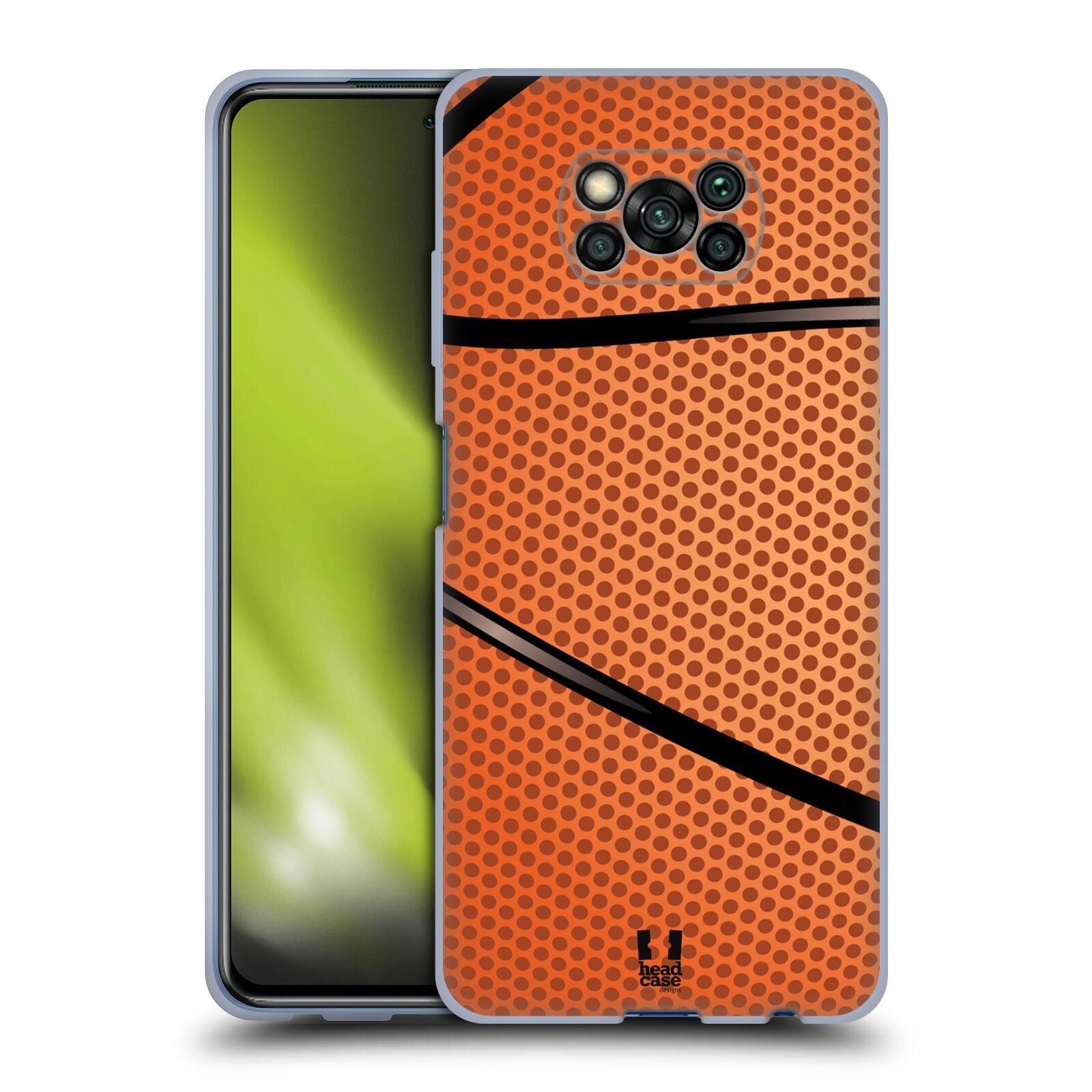 Silikonové pouzdro na mobil Xiaomi Poco X3 NFC - Head Case - BASKEŤÁK