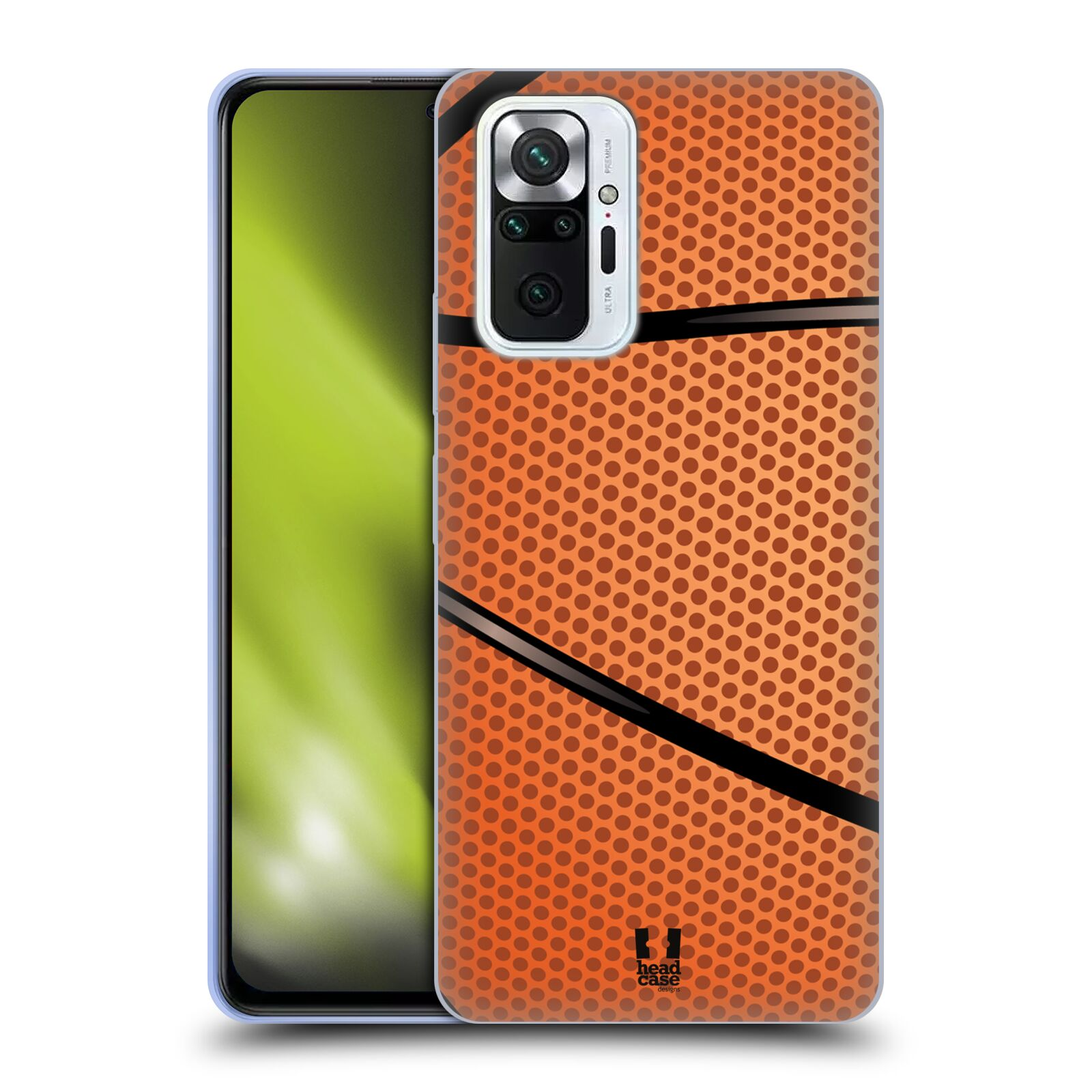 Silikonové pouzdro na mobil Xiaomi Redmi Note 10 Pro - Head Case - BASKEŤÁK