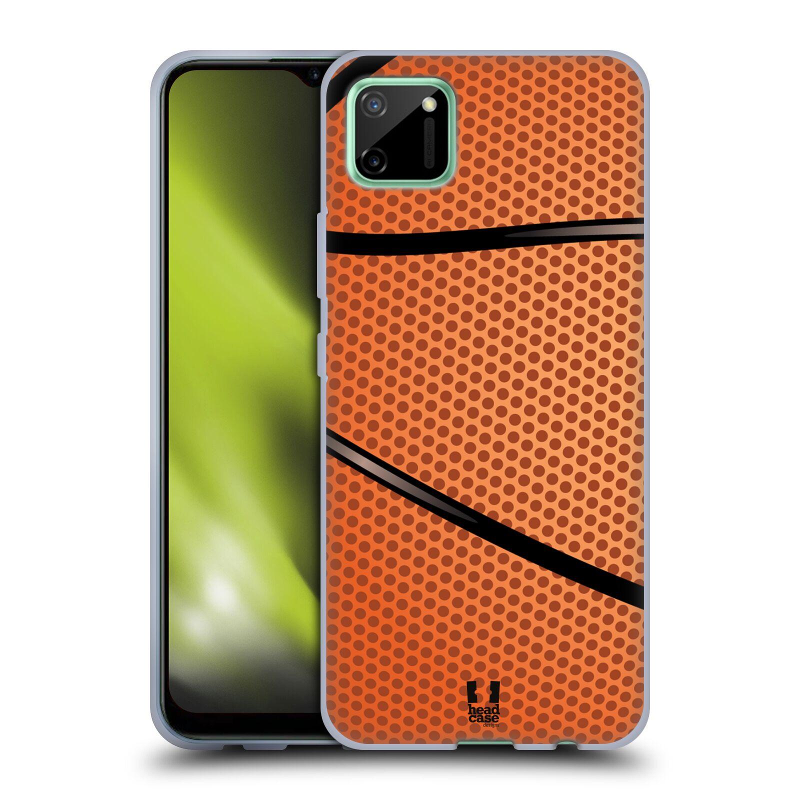 Silikonové pouzdro na mobil Realme C11 - Head Case - BASKEŤÁK